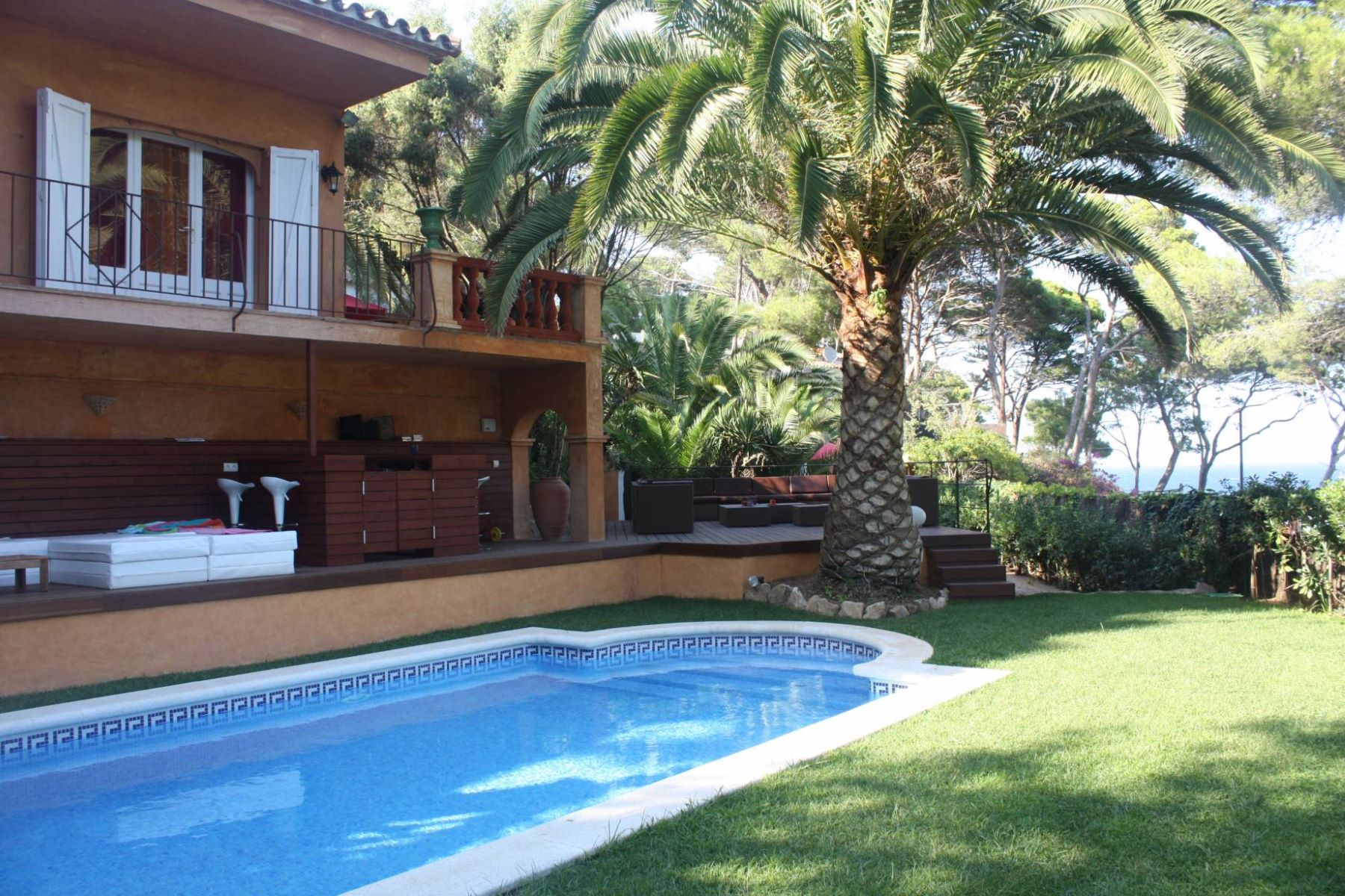 Single Family Home for Sale at Villa for sale close to Sa Riera´s Beach Begur, Costa Brava, 17255 Spain