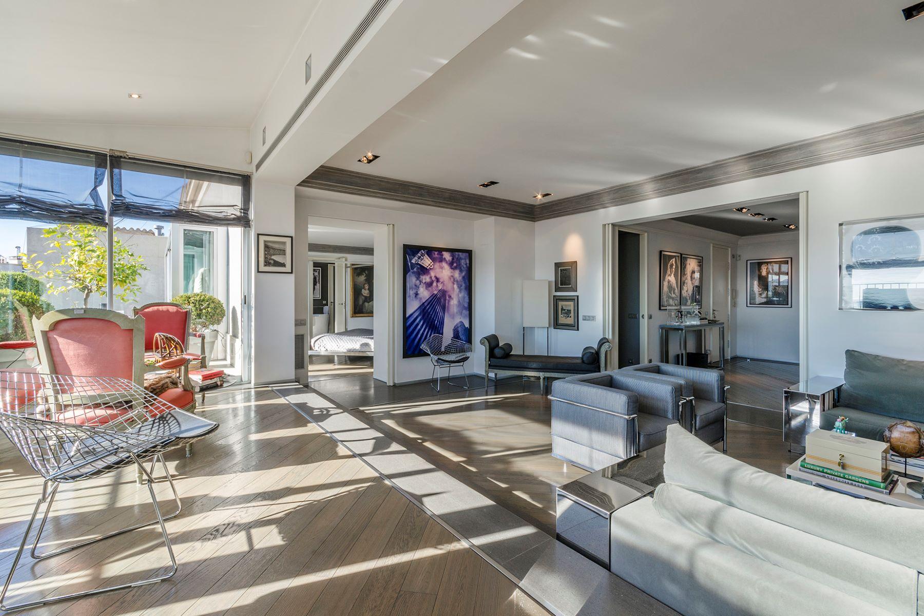 公寓 為 出售 在 Magnificent penthouse with panoramic views Barcelona City, Barcelona, 08034 西班牙