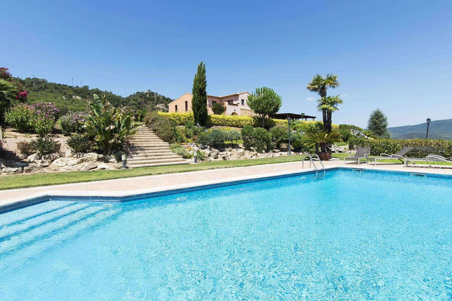Single Family Home for Sale at Masia with amazing views Sant Feliu De Guixols, Costa Brava, 17220 Spain