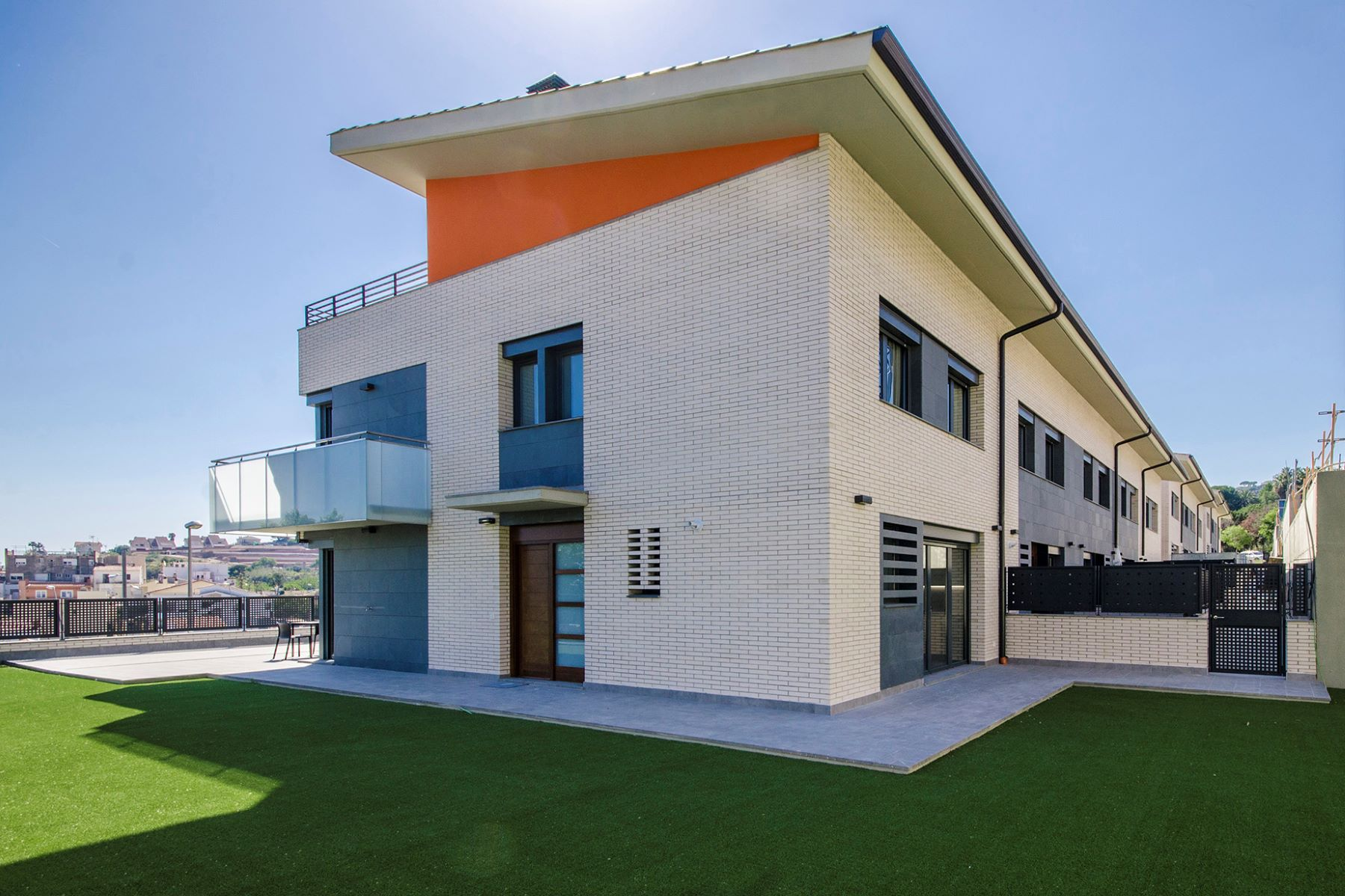 Single Family Home for Sale at New promotional offer in Teia with sea view Teia, Barcelona, 08329 Spain