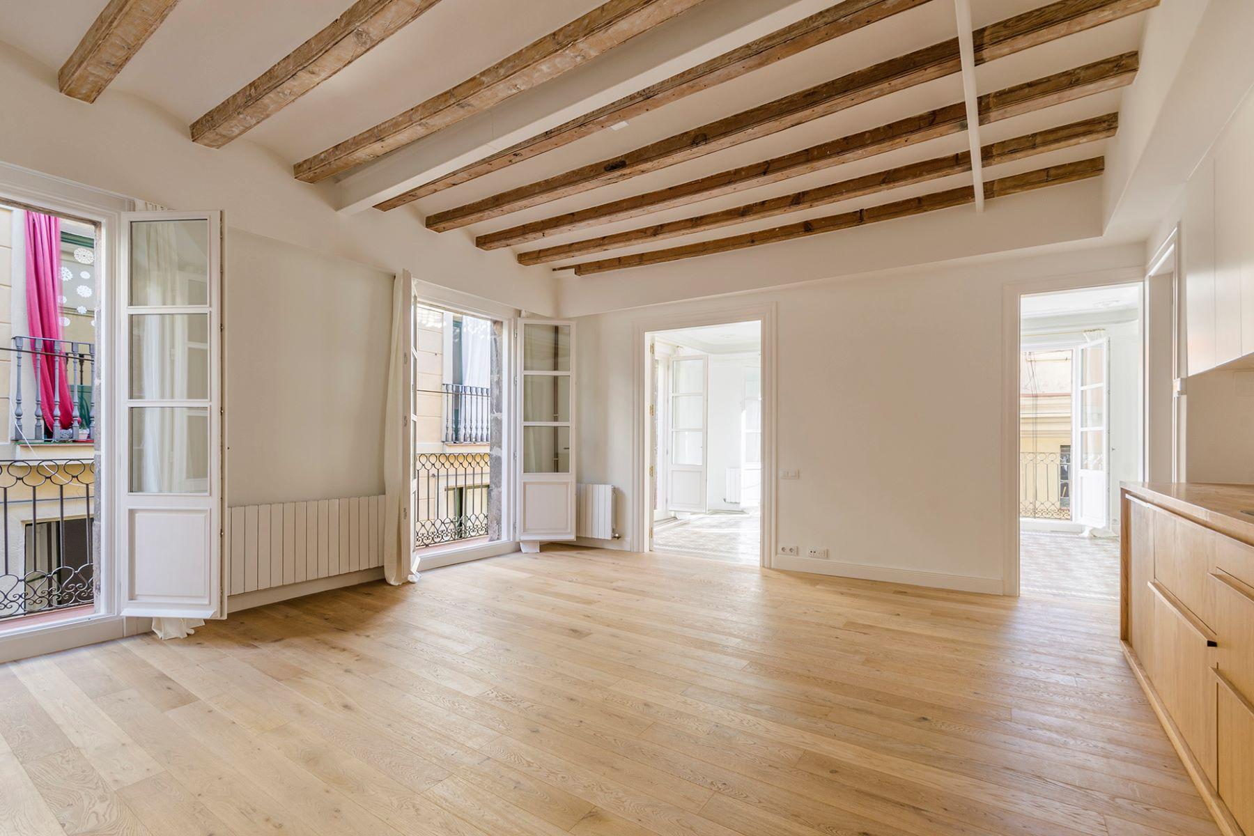 公寓 為 出售 在 Bright and elegant apartment in the heart of Gothic Quarter Barcelona City, Barcelona, 08002 西班牙