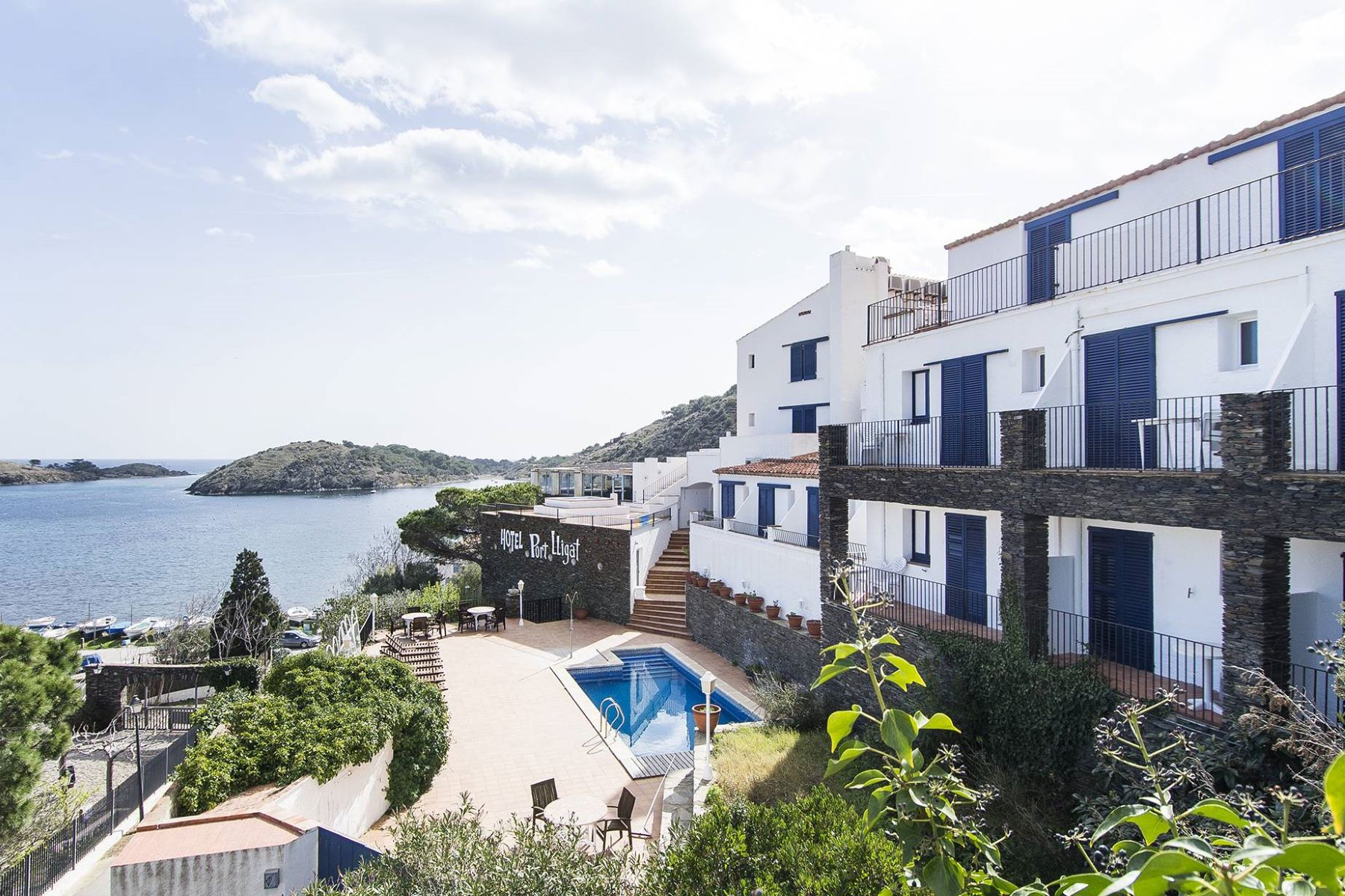 Single Family Home for Sale at Beautiful hotel at the foot of the beach in Cadaques Cadaques, Costa Brava 17488 Spain
