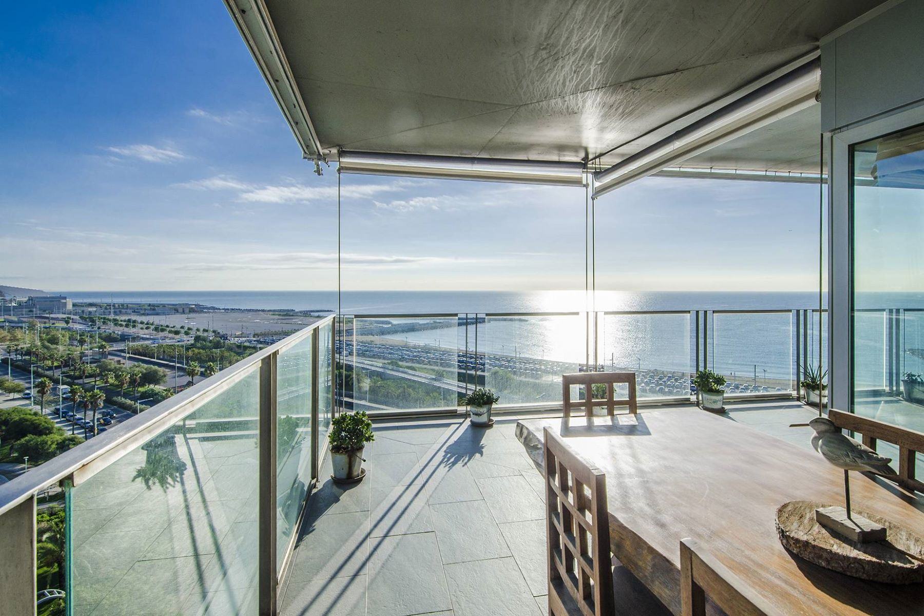 Apartment for Sale at Spectacular Seafront Apartment in Diagonal Mar, Barcelona Barcelona City, Barcelona, 08019 Spain