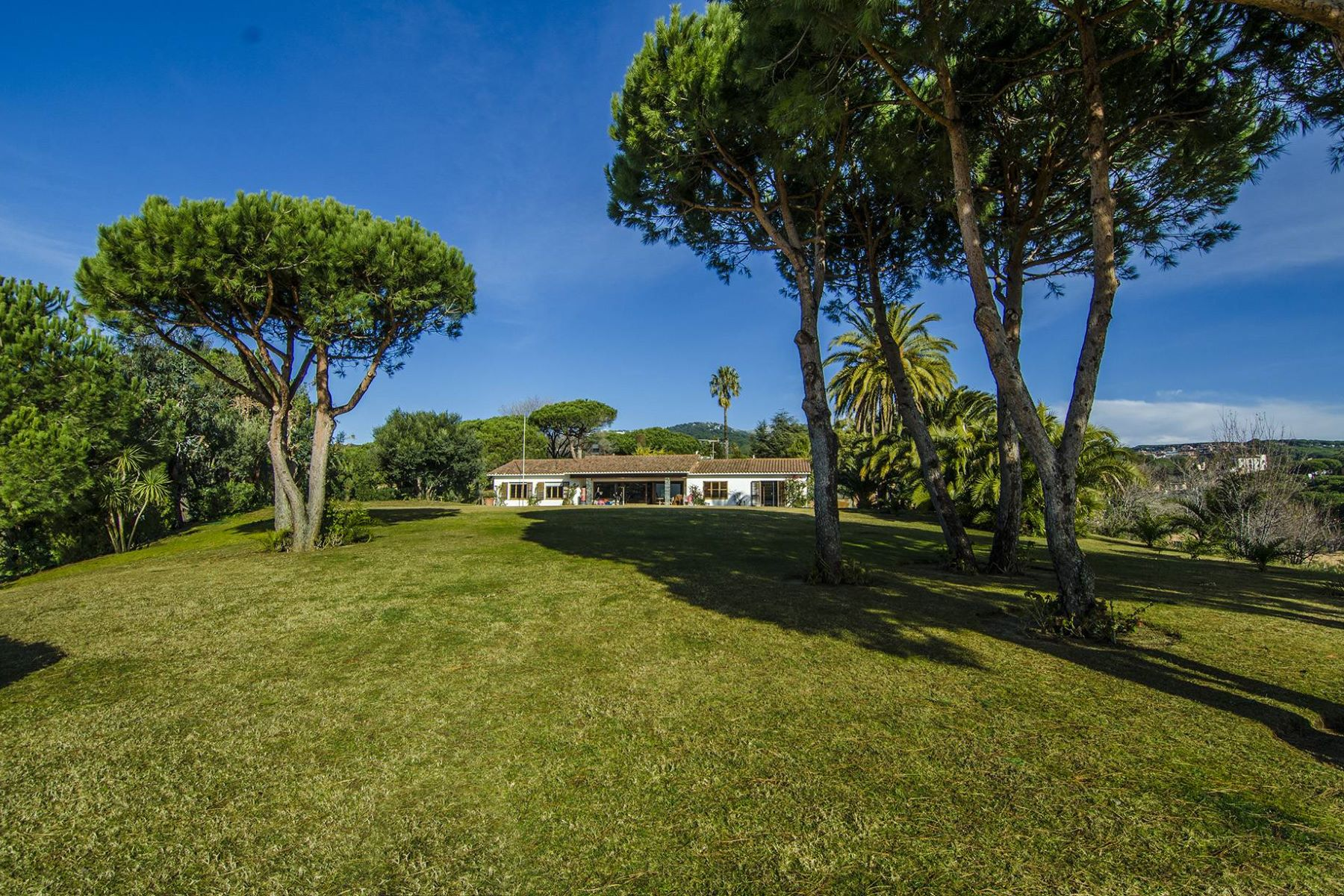 Single Family Home for Sale at Golf, Sun, Sea, and Blue Skies in Sant Vicente de Montalt Sant Andreu De Llavaneres, Barcelona, 08392 Spain