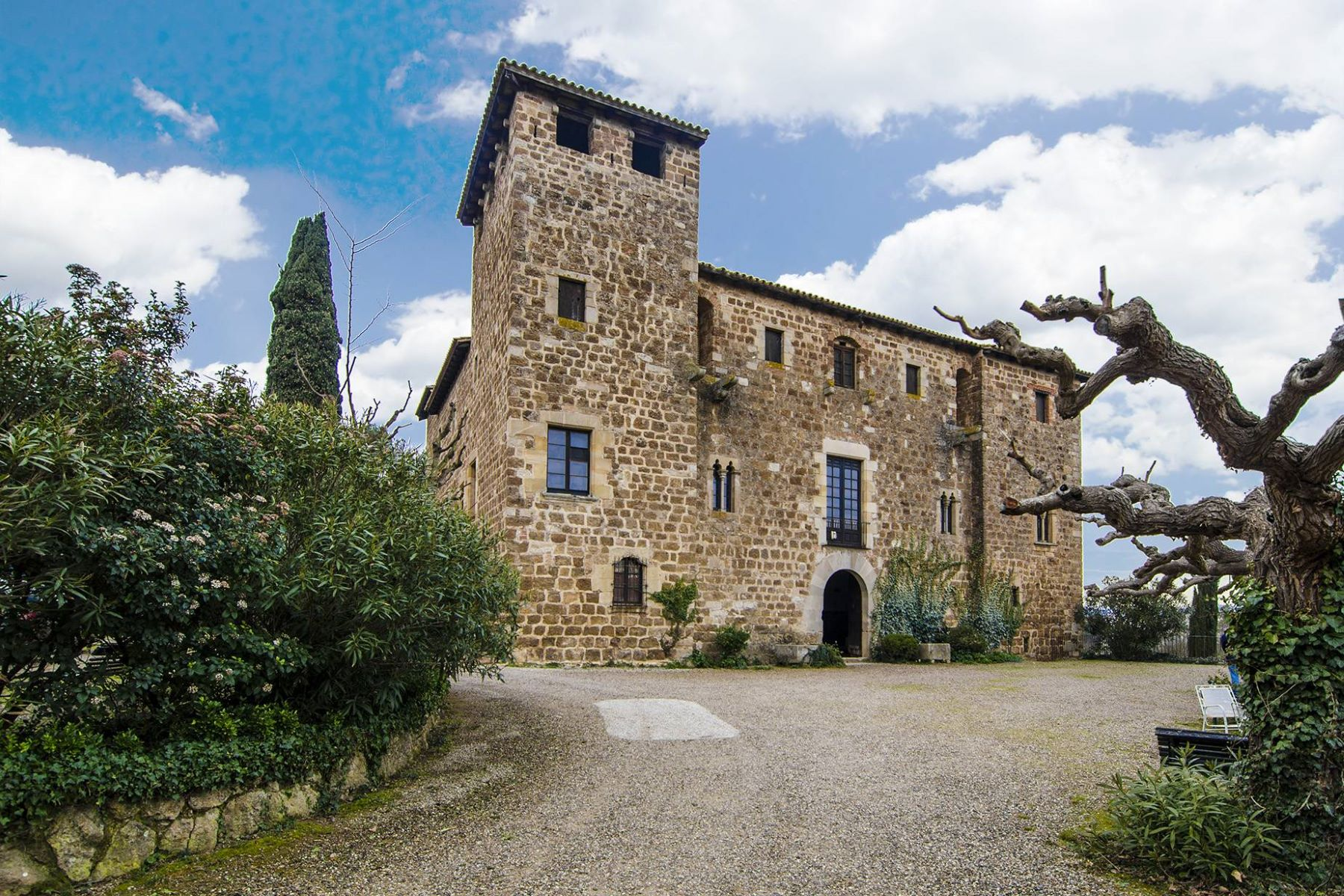Single Family Home for Sale at Impressive fortified castle only 15 minutes from Barcelona Sant Cugat Del Valles, Barcelona, 08172 Spain