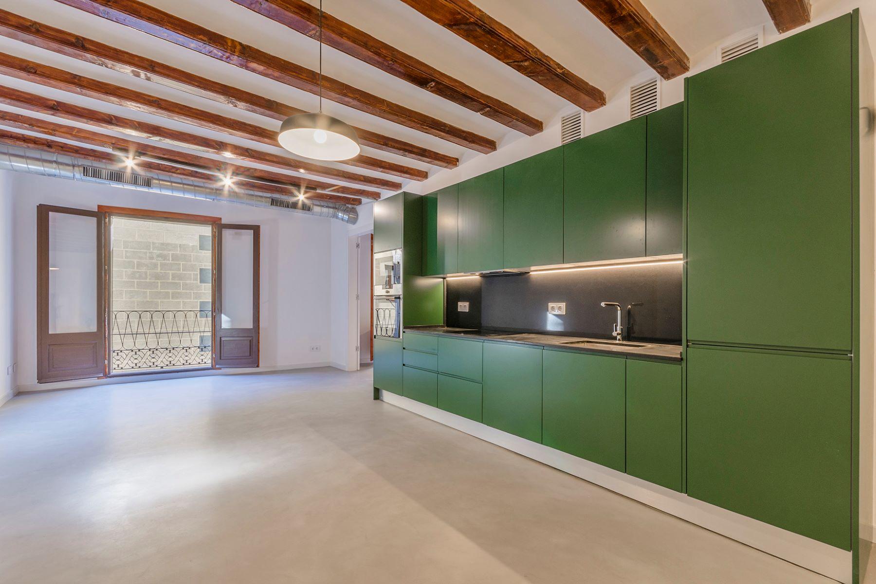 公寓 為 出售 在 Newly renovated apartment beside the iconic Santa Maria del Mar church in El ... Barcelona City, Barcelona, 08002 西班牙