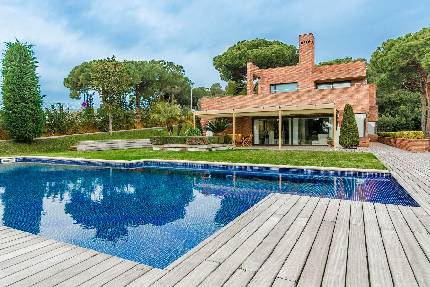 獨棟家庭住宅 為 出售 在 Luxury and design with sea views in Llavaneras Sant Andreu De Llavaneres, Barcelona, 08392 西班牙