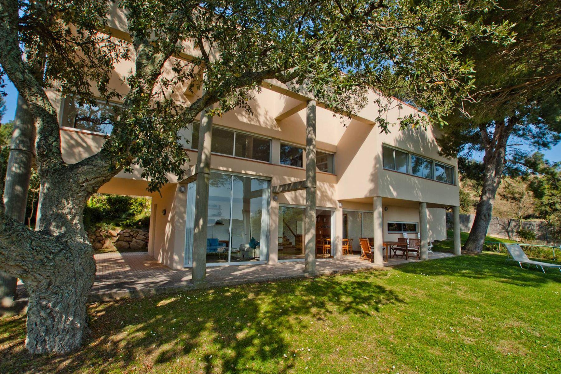 Single Family Home for Sale at Avant-garde house with panoramic sea views Playa De Aro, Costa Brava, 17250 Spain