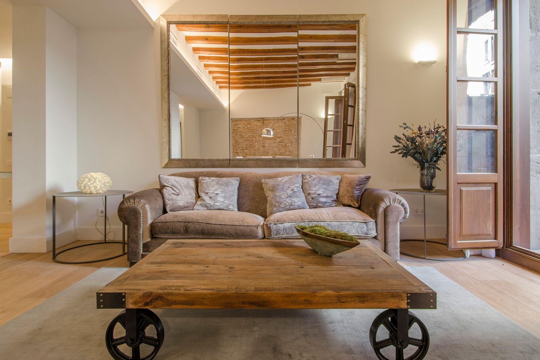 Căn hộ vì Bán tại Brand New Apartment with an Exclusive Terrace Barcelona City, Barcelona, 08002 Tây Ban Nha