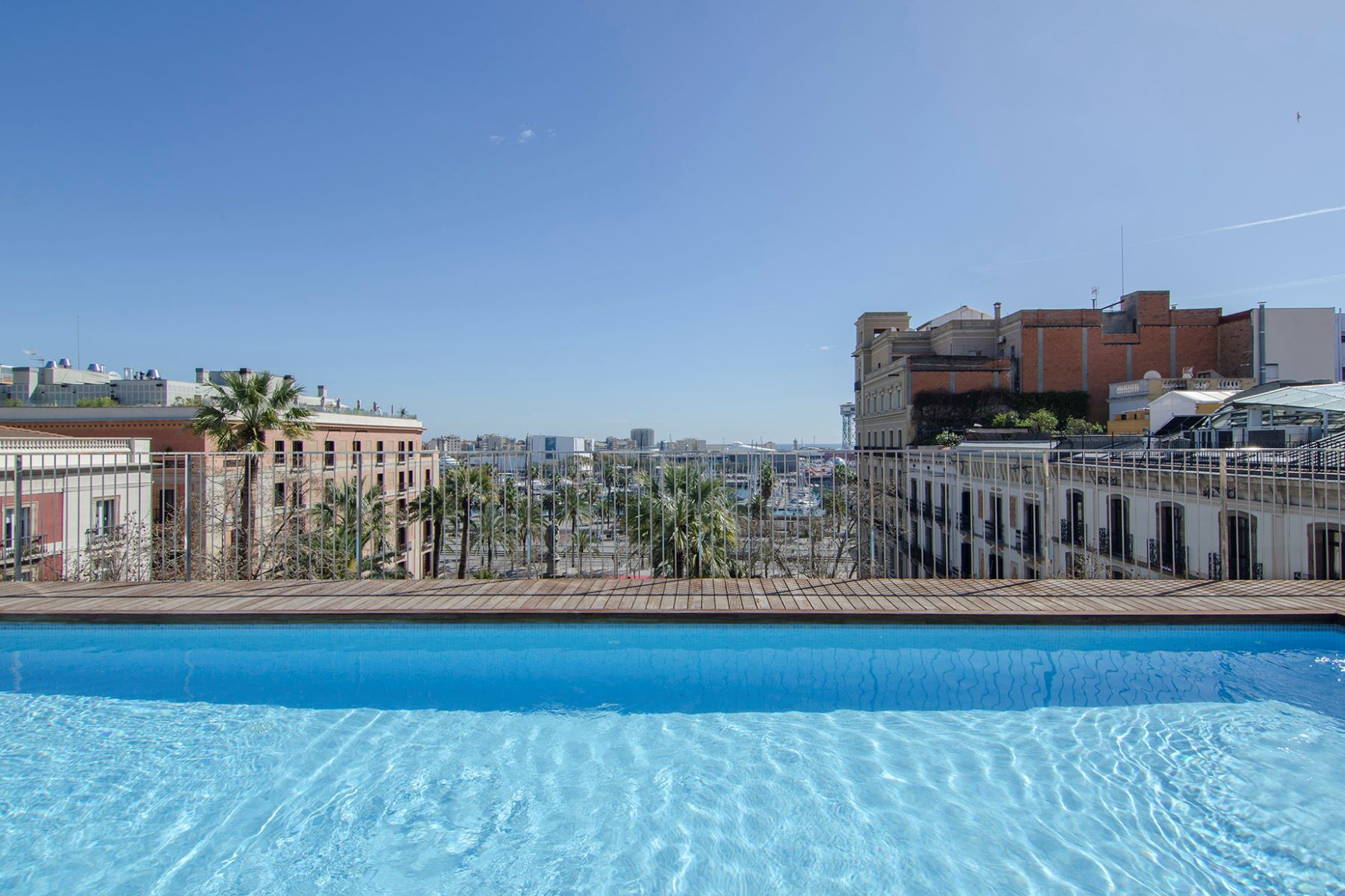 아파트 용 매매 에 Design apartment in a new building next to Soho House Barcelona Barcelona City, Barcelona, 08002 스페인