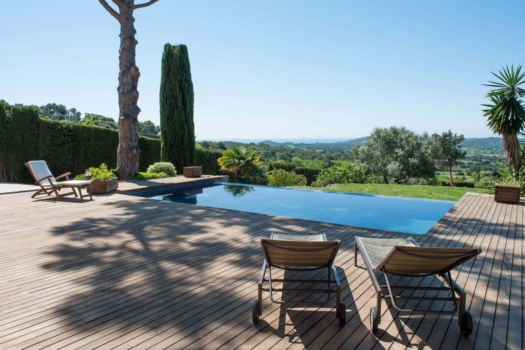 Single Family Home for Sale at Spectacular modern house with panoramic views Begur, Costa Brava, 17255 Spain
