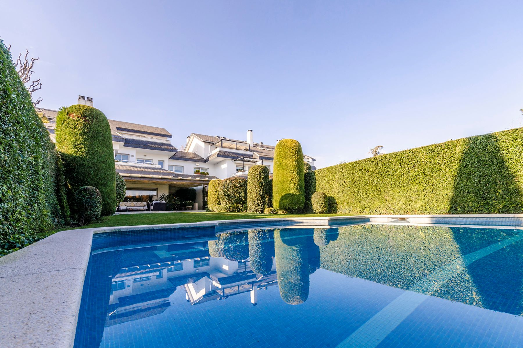 Single Family Homes for Sale at Fabulous house for sale on Pedralbes Av. Barcelona City, Barcelona 08034 Spain