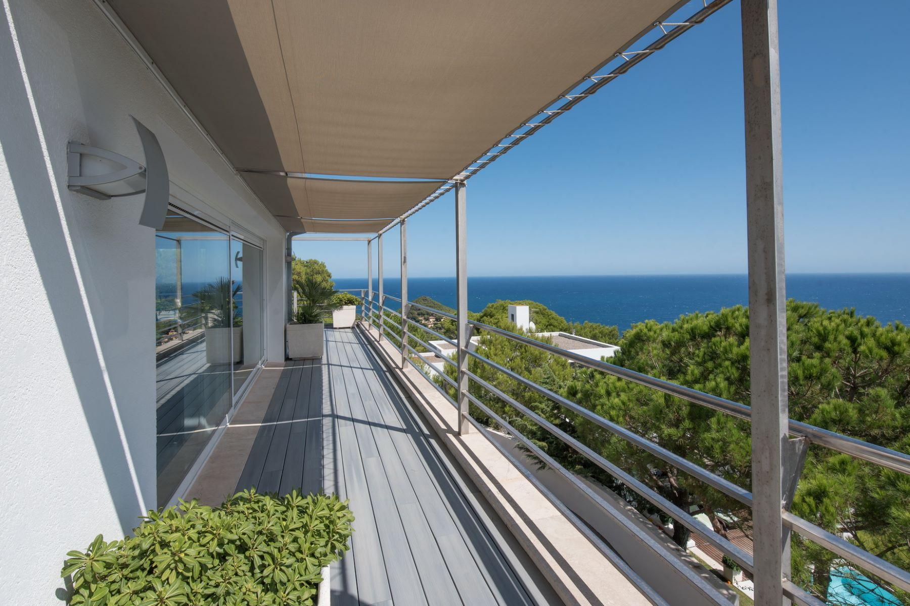 Single Family Home for Sale at Design villa close to Sa Tuna with spectacular sea views Begur, Costa Brava, 17255 Spain