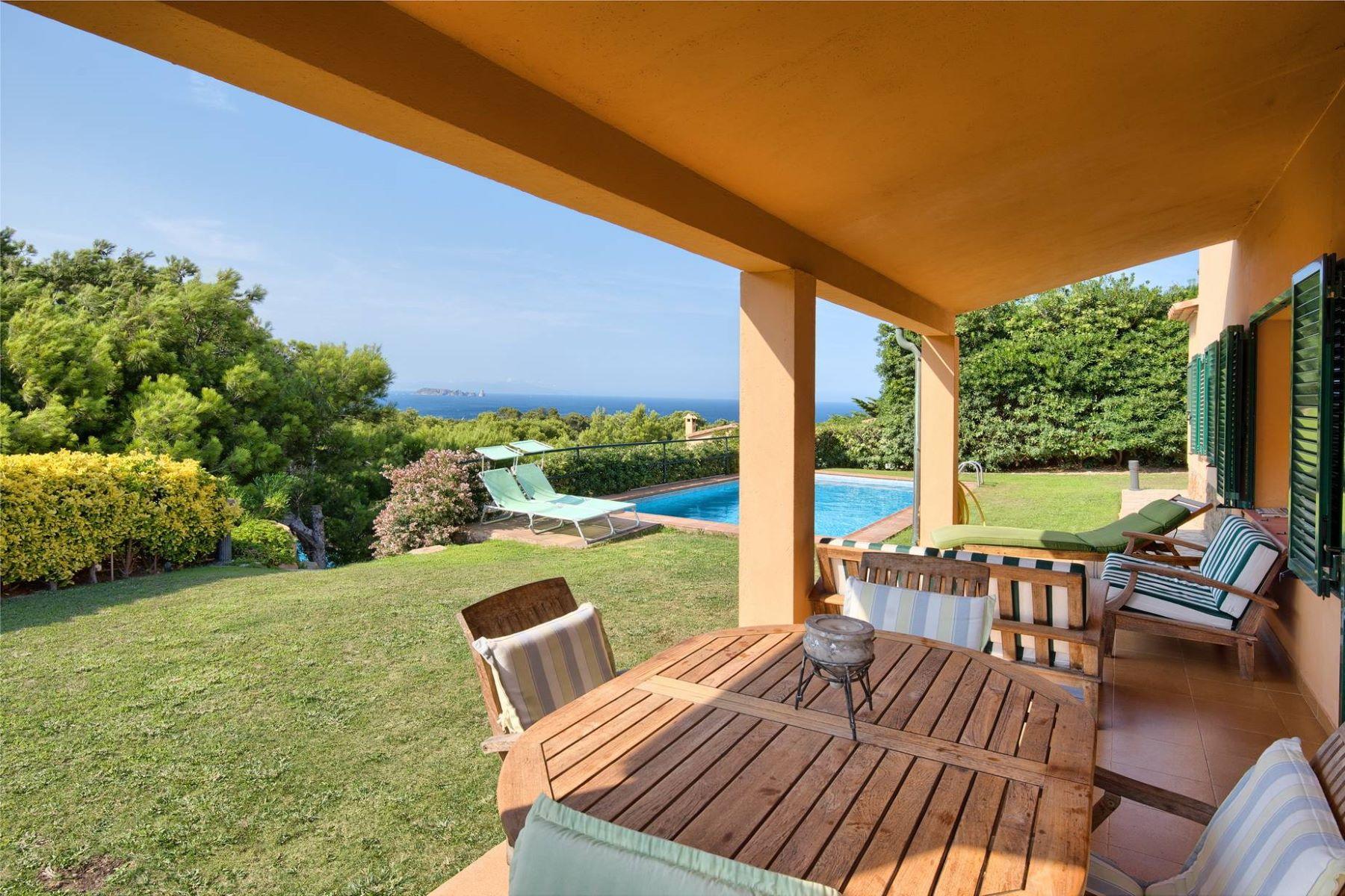 Single Family Home for Sale at Mediterranean villa with wonderful sea views in Aiguafreda, Begur Begur, Costa Brava, 17255 Spain