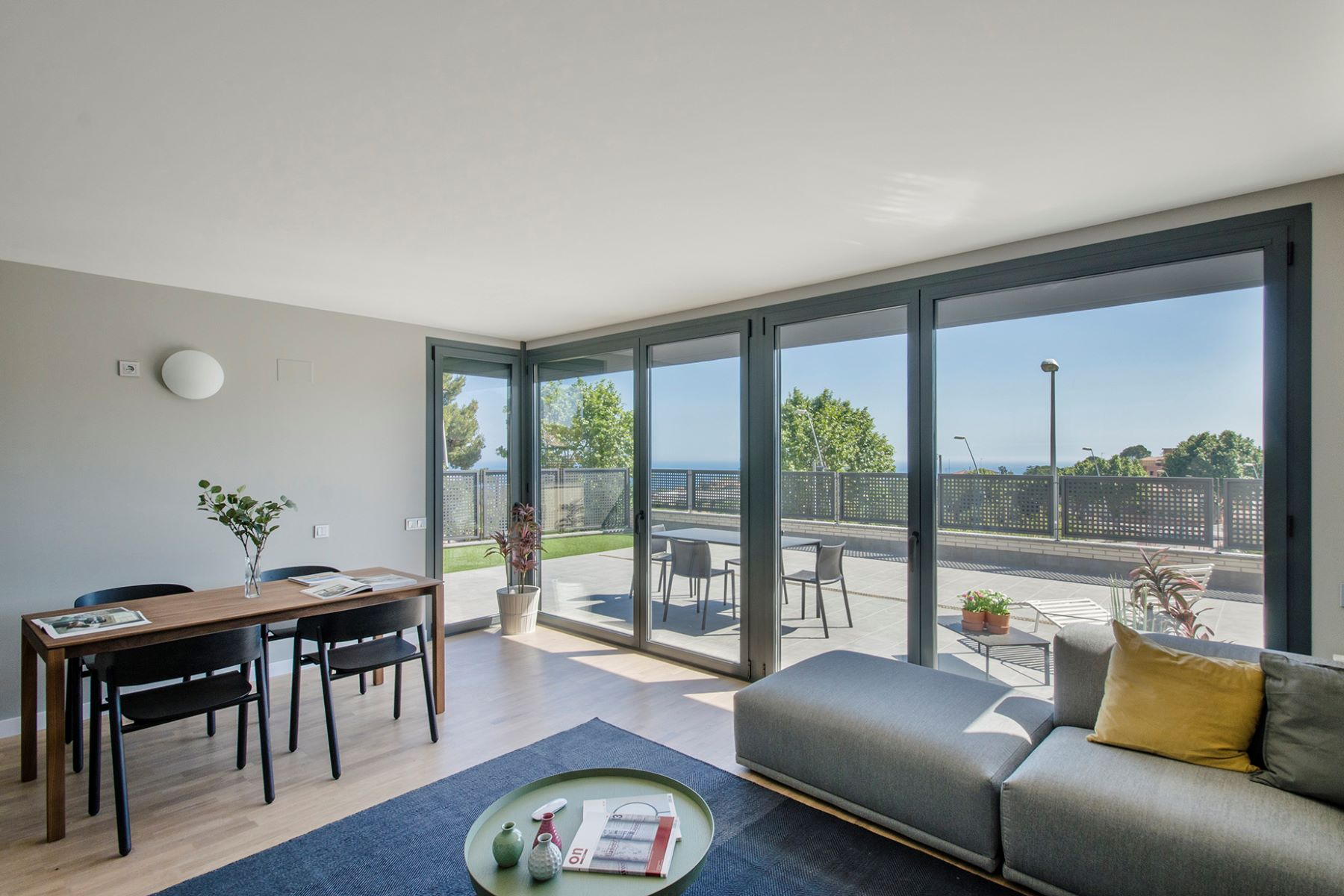 独户住宅 为 销售 在 New promotional offer in Teià with sea view Teia, 巴塞罗那, 08329 西班牙