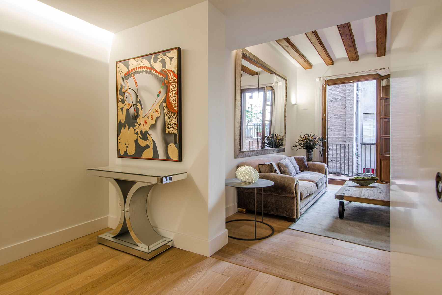 Apartment for Sale at Three Bedroom Brand New Apartment Barcelona City, Barcelona, 08002 Spain
