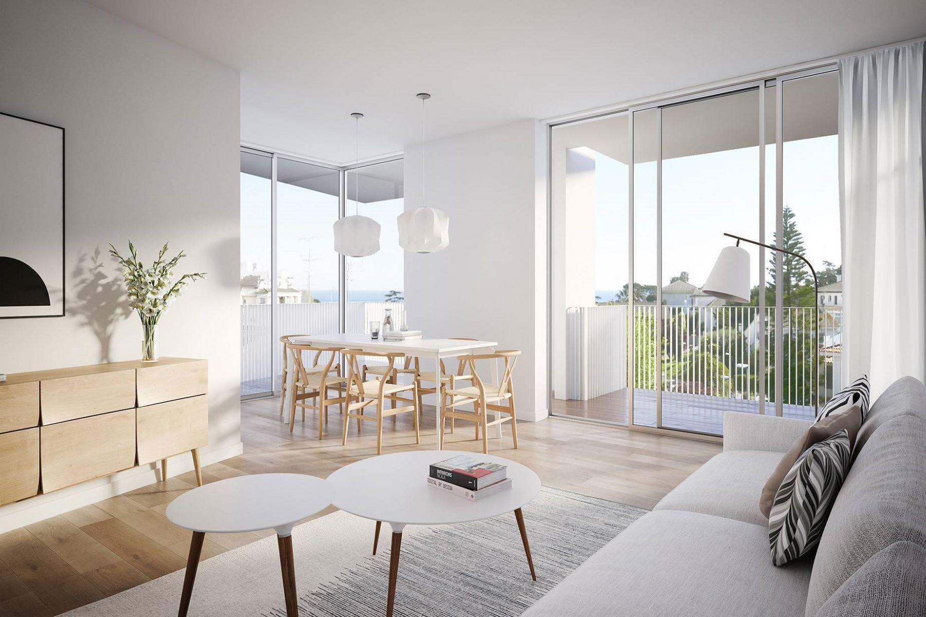 公寓 为 销售 在 Unique New Apartments in Alella 阿莱利亚, 巴塞罗那, 08328 西班牙