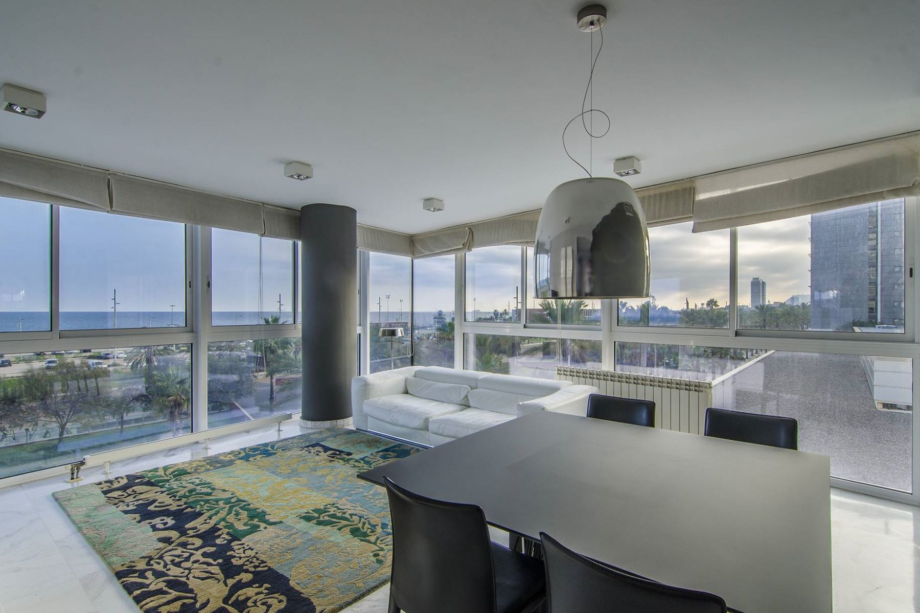 Apartment for Sale at Apartment on the Seafront with Sea Views in Barcelona Barcelona City, Barcelona, 08019 Spain