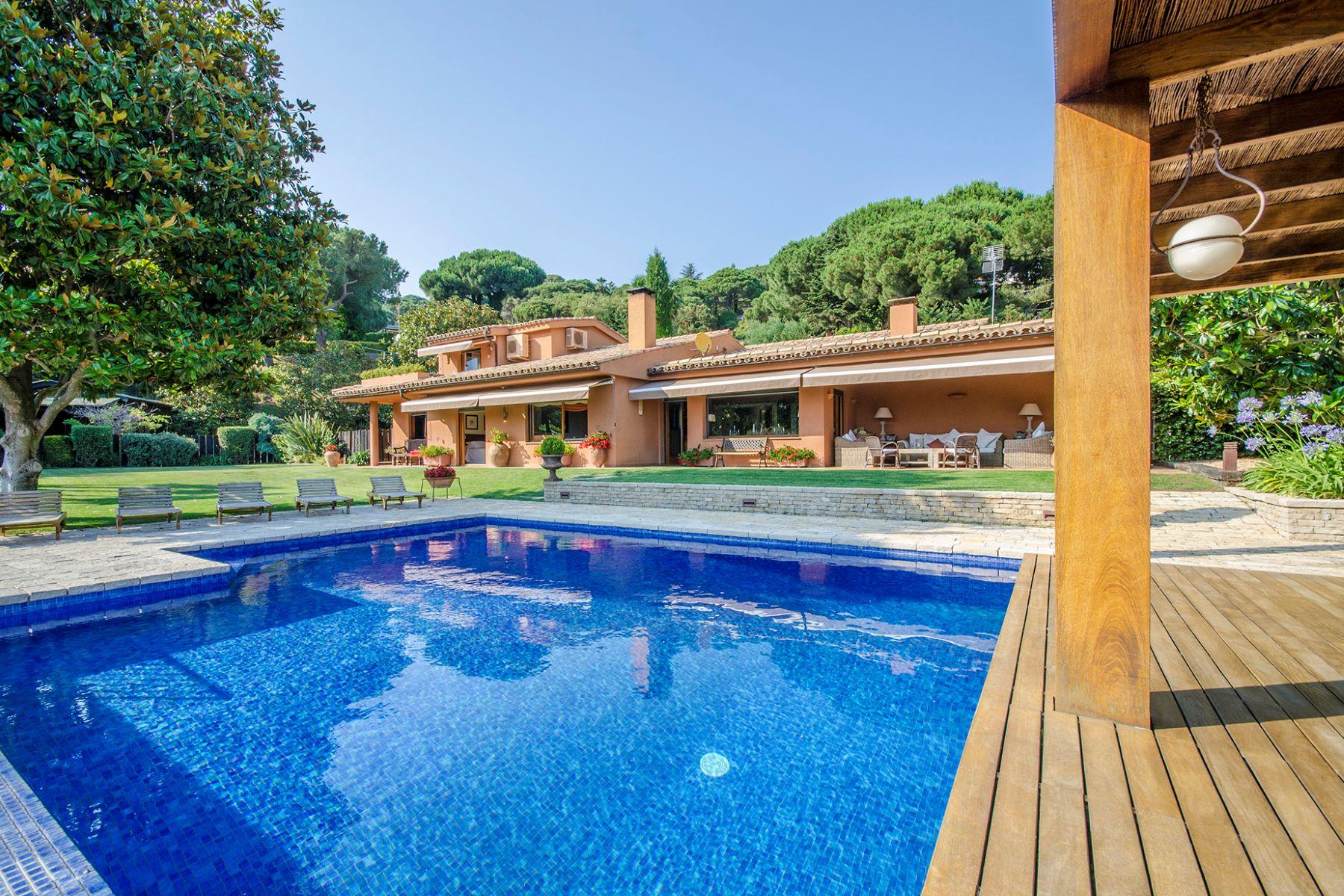 Maison unifamiliale pour l à vendre à A real luxury in Supermaresme Sant Andreu De Llavaneres, Barcelona, 08392 Espagne