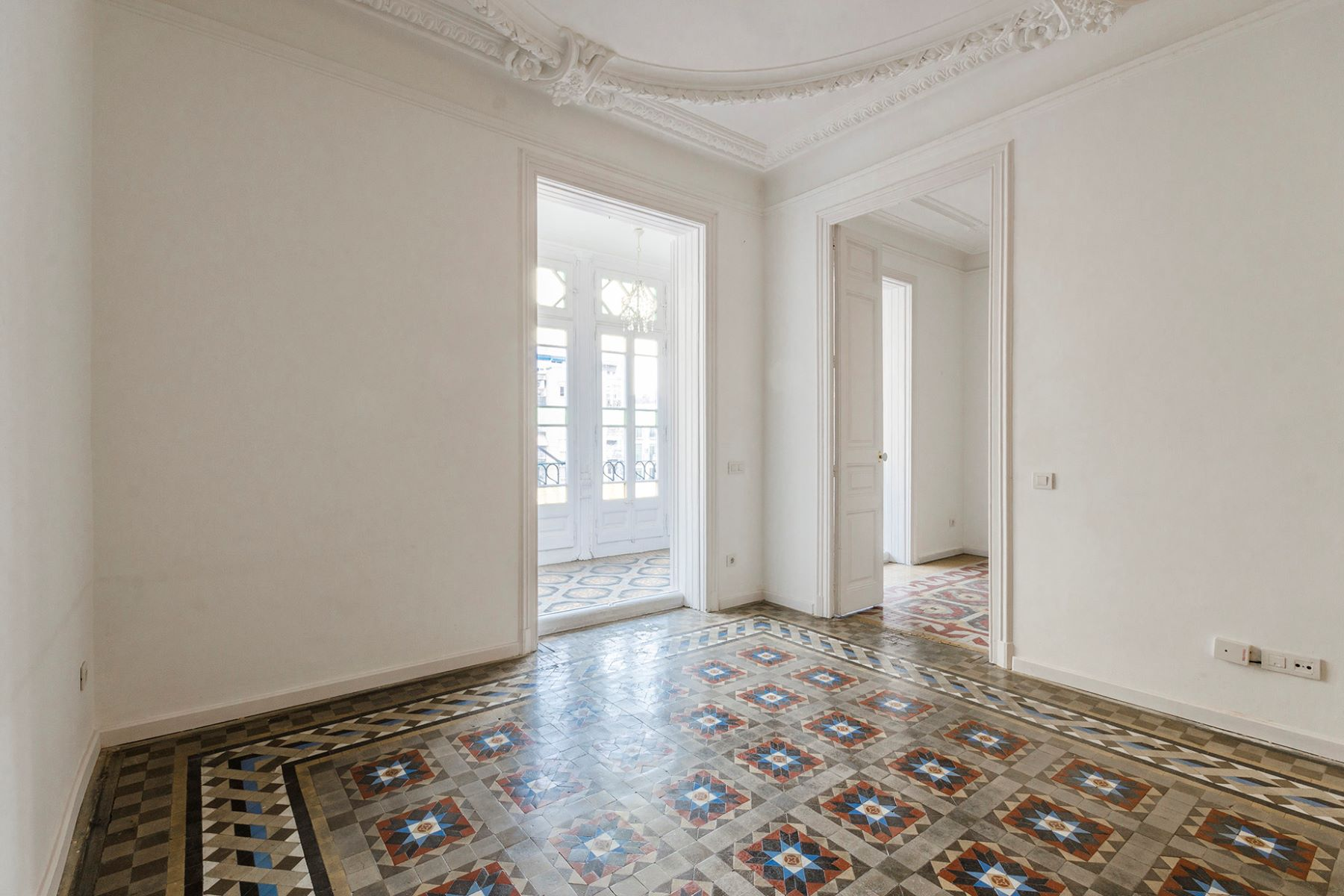 Apartment for Sale at Beautiful modernist apartment in Eixample Barcelona City, Barcelona, 08007 Spain