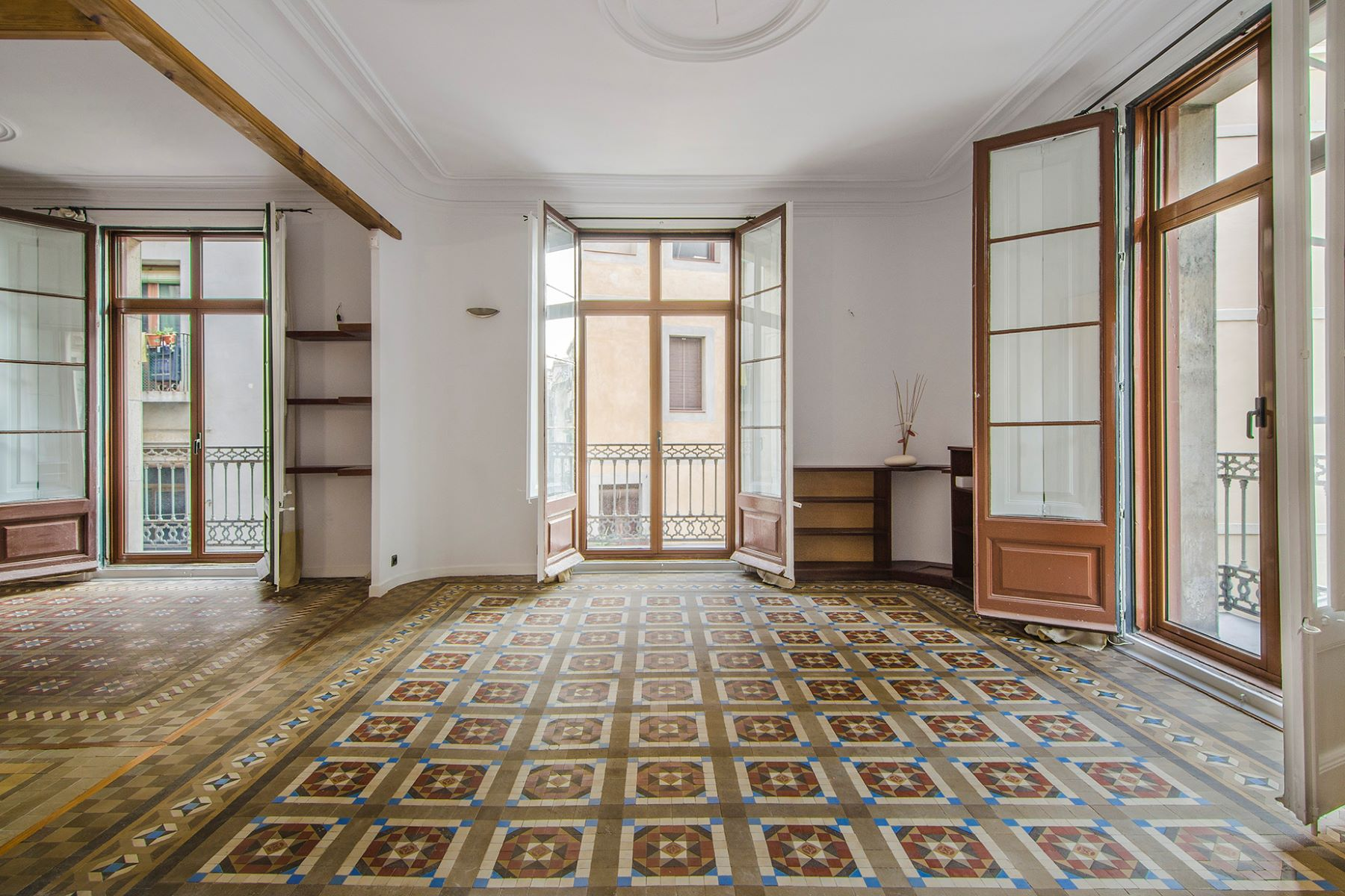 Apartment for Sale at Great apartment with its own style in the most ancient part of Barcelona Barcelona City, Barcelona, 08002 Spain