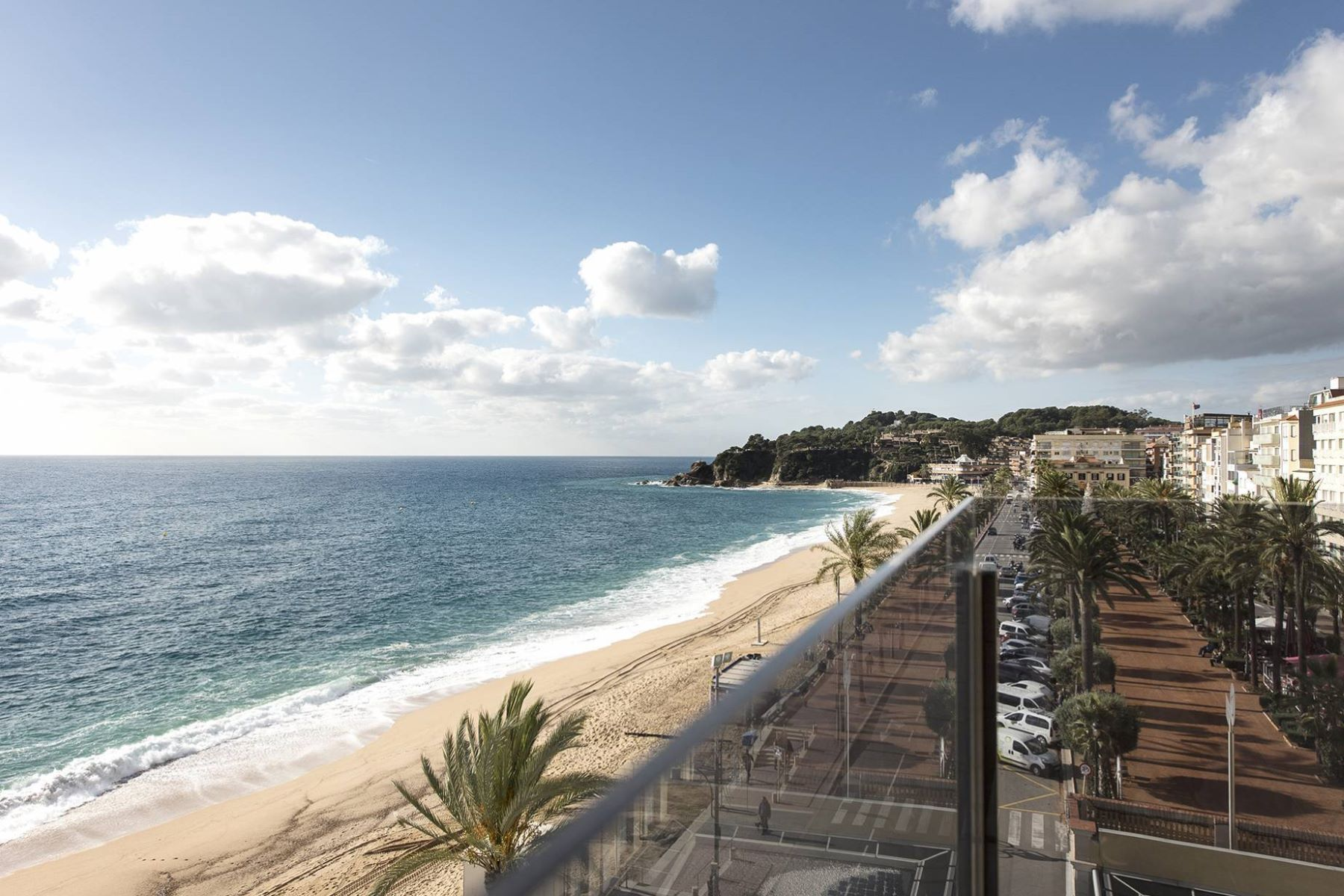 Apartment for Sale at Exclusive newly built apartment on the seafront Lloret De Mar, Costa Brava, 17310 Spain