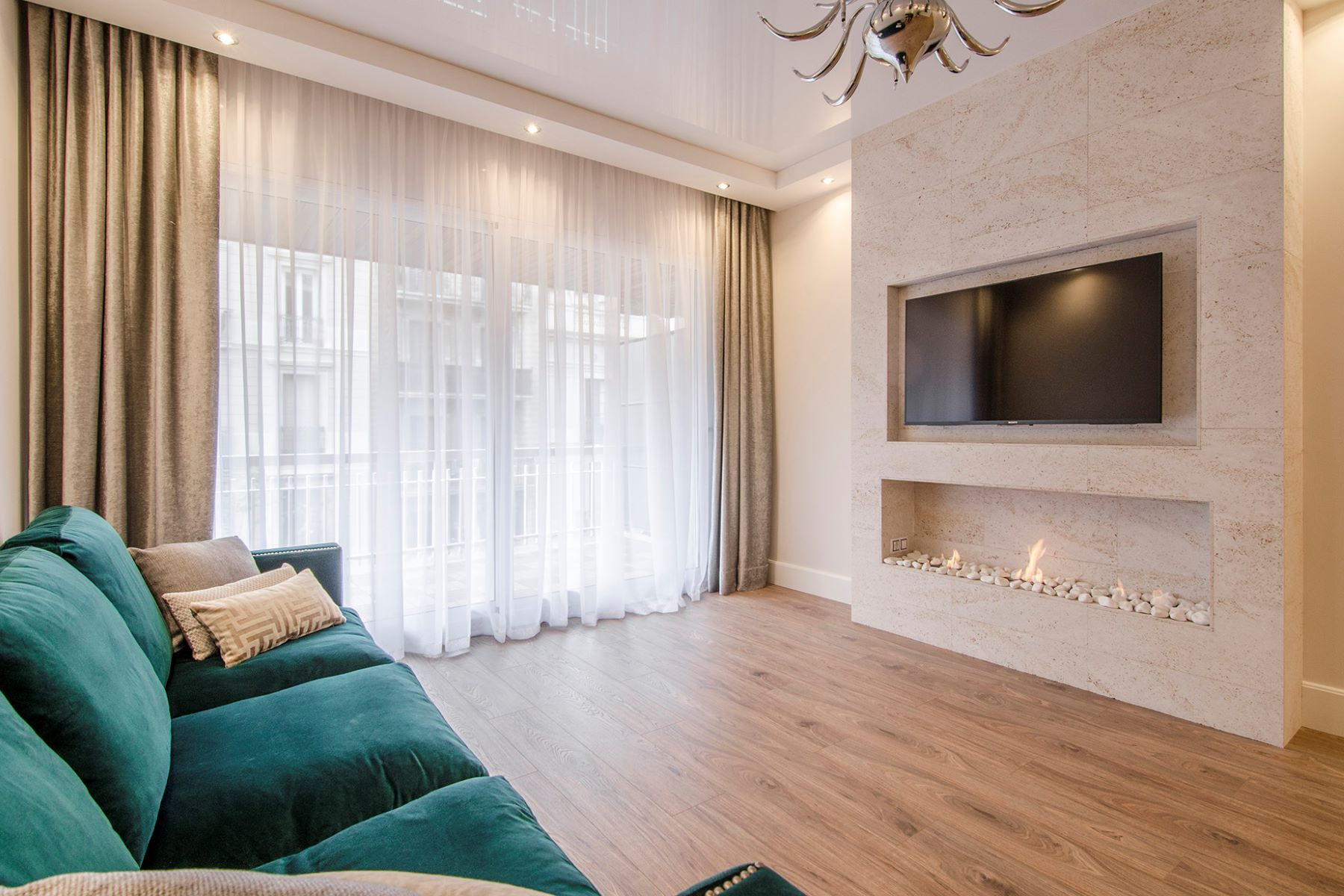 Apartment for Sale at Design Apartment in Eixample Barcelona City, Barcelona, 08007 Spain