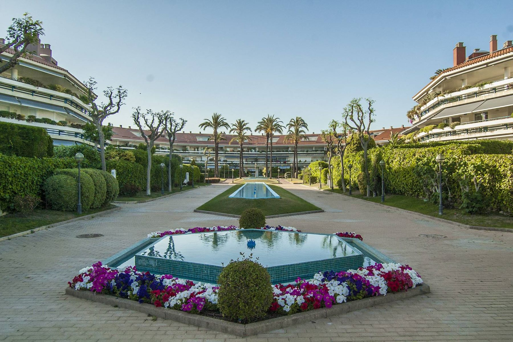 Apartment for Sale at Fantastic apartment overlooking the golf course, Sitges Sitges, Barcelona, 08870 Spain