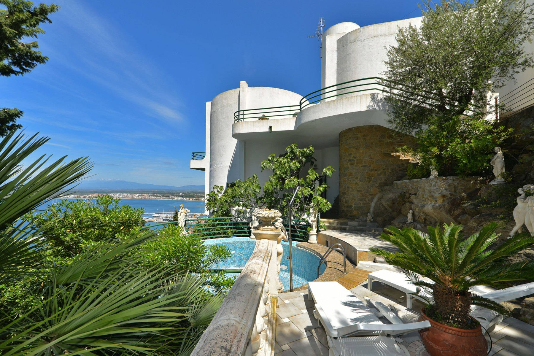 Single Family Home for Sale at Stylish house in Roses with sea views Roses, Costa Brava, 17480 Spain