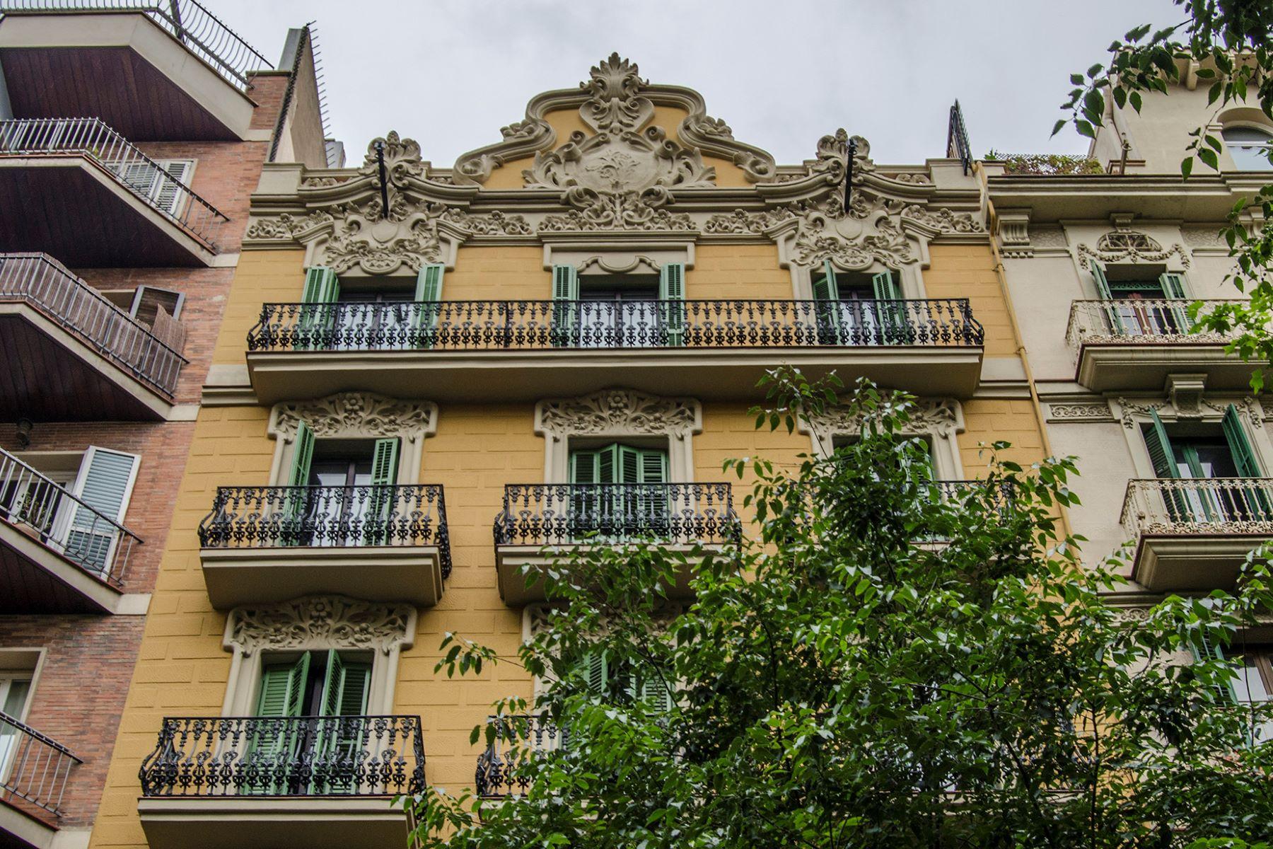 公寓 為 出售 在 Brand new penthouse in the best street of the Left Eixample Barcelona City, Barcelona, 08007 西班牙