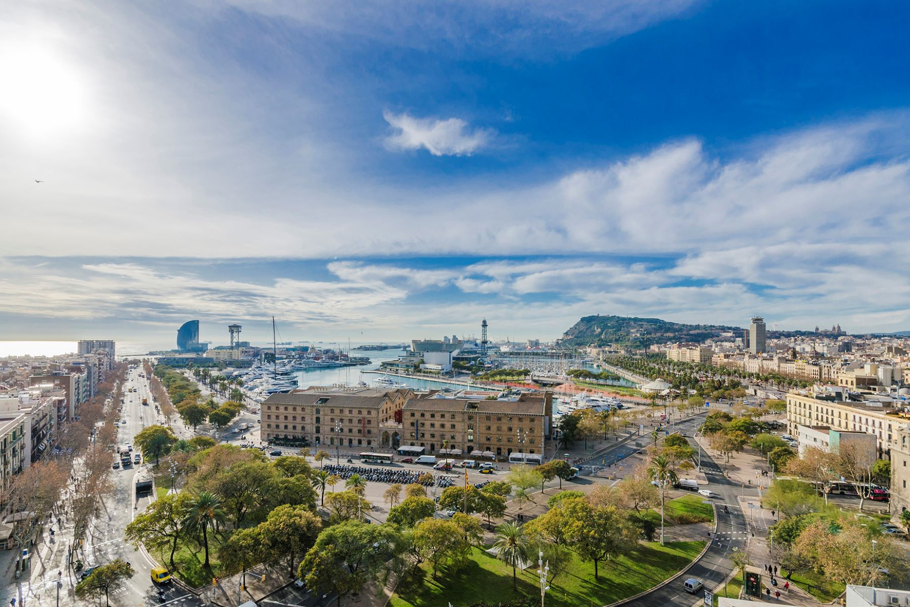 Apartment for Sale at Spectacular duplex penthouse with 360° views across Barcelona Barcelona City, Barcelona 08002 Spain