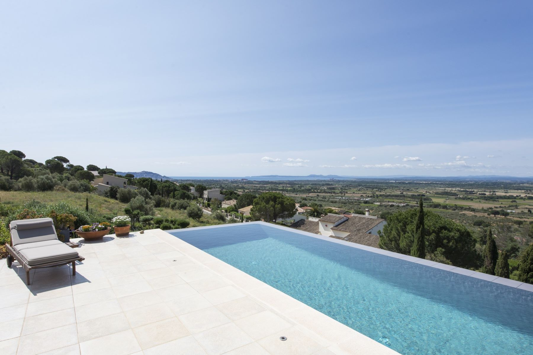 Single Family Home for Sale at Spectacular Villa in Pau Roses, Costa Brava, 17480 Spain