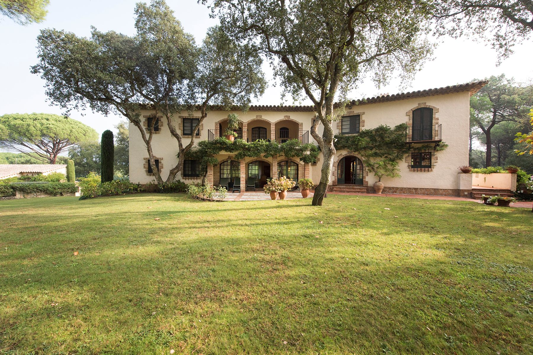 Single Family Home for Sale at Cosy house in quiet and pleasant surroundings Santa Cristina D Aro, Costa Brava, 17246 Spain
