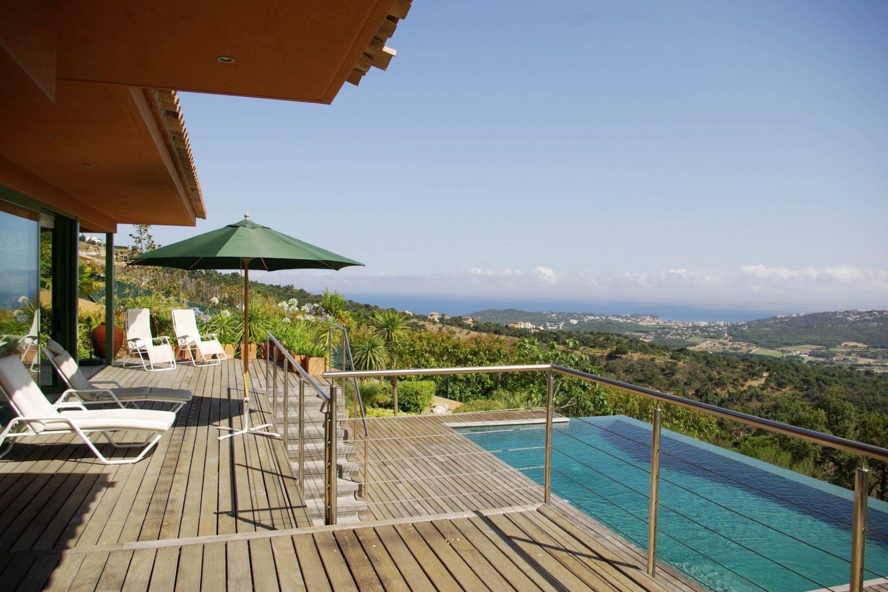 Maison unifamiliale pour l Vente à Villa for sale with amazing panoramic views in Playa de Aro Playa De Aro, Costa Brava, 17250 Espagne