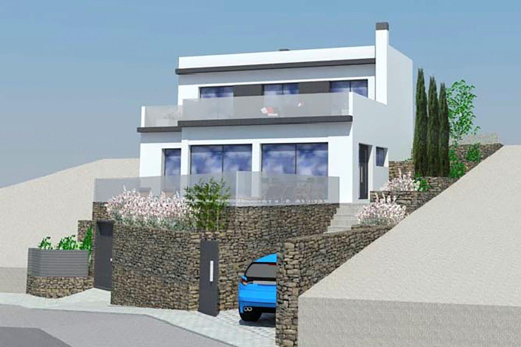 Casa Unifamiliar por un Venta en New build with sea views, Mas Fumats, Roses Roses, Costa Brava, 17480 España