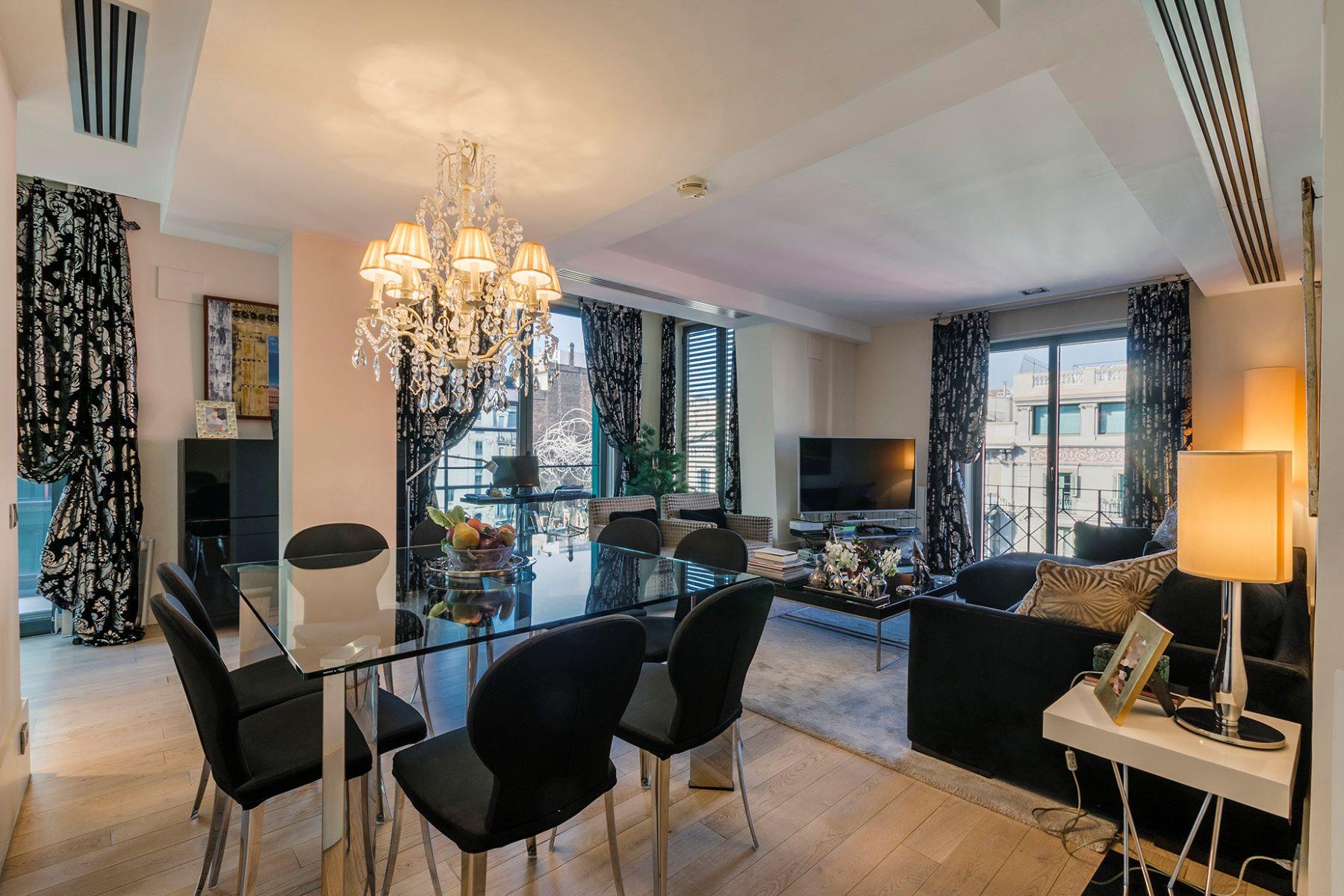 """公寓 為 出售 在 Exclusive renovated property in the center of Paseo de Gracia in the """"Appl ... Barcelona City, Barcelona, 08007 西班牙"""