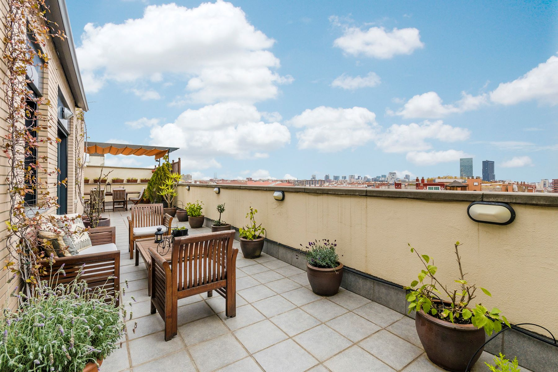 Apartment for Sale at Penthouse in Poblenou with magnificent terrace Barcelona City, Barcelona, 08019 Spain