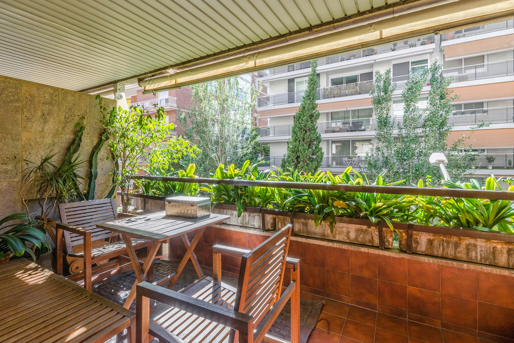 Apartment for Sale at Spacious apartment with terrace located in Turo Park Barcelona City, Barcelona, 08034 Spain