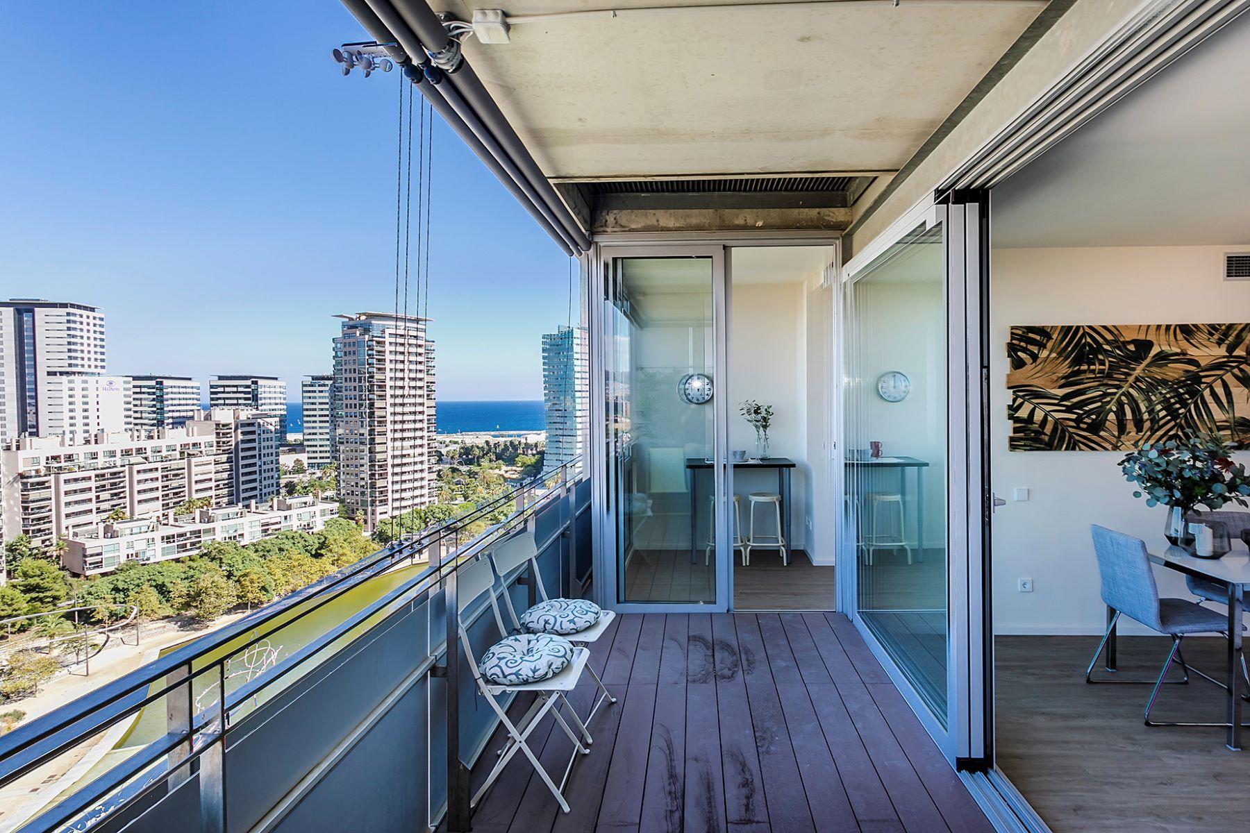 公寓 為 出售 在 Apartment to enter to live in Diagonal Mar Barcelona City, Barcelona, 08019 西班牙