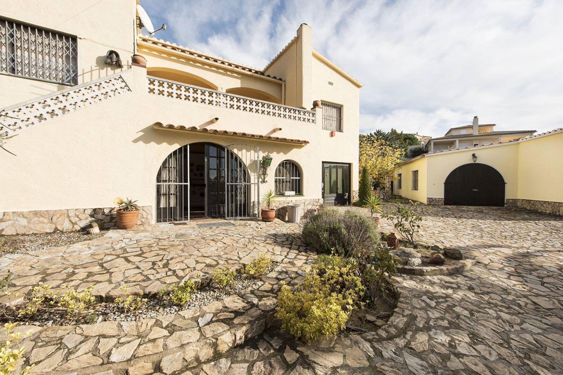 Single Family Home for Sale at Beautiful property on the edge of the natural park Roses, Costa Brava, 17480 Spain