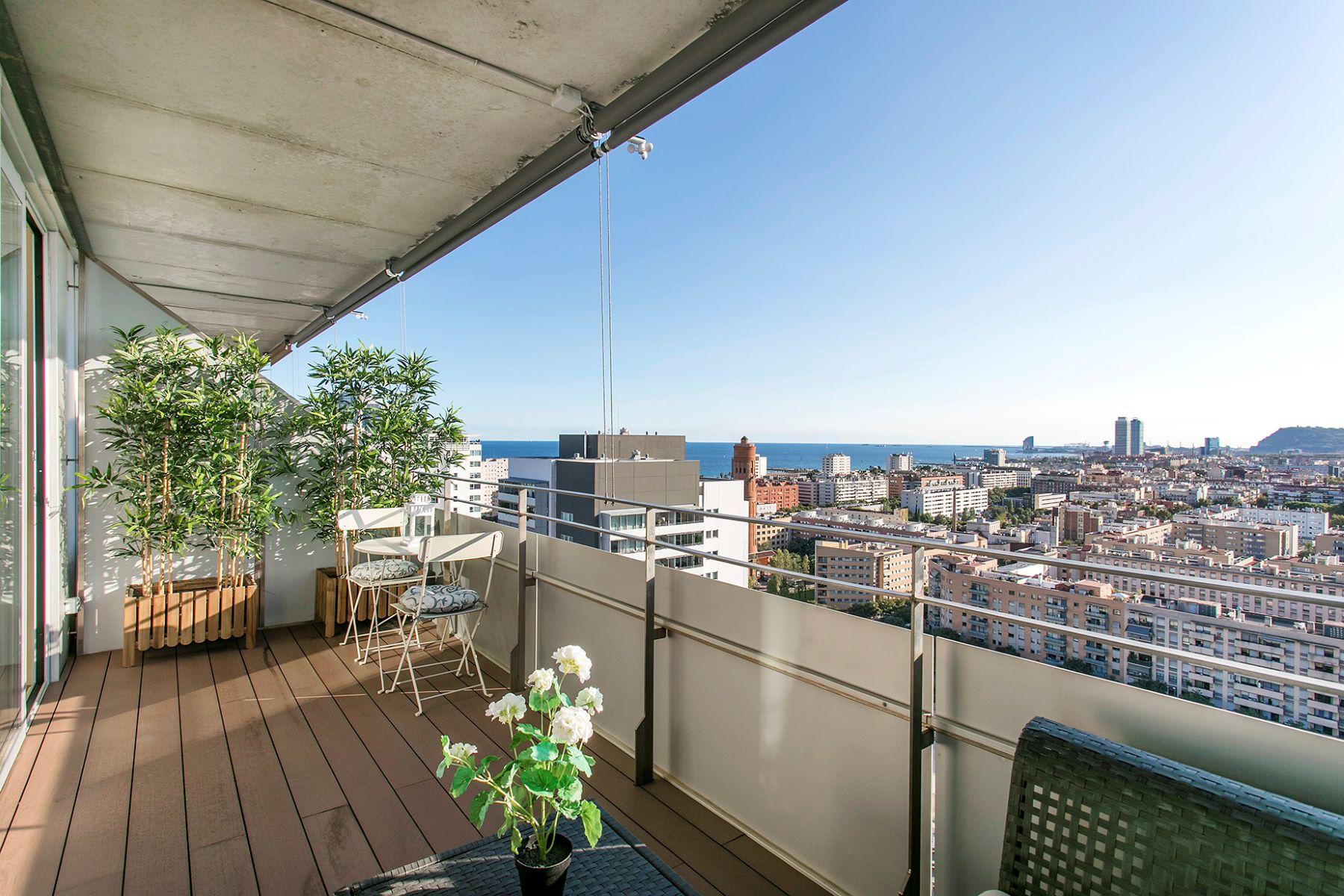 公寓 為 出售 在 Renovated apartment in Diagonal Mar Barcelona City, Barcelona, 08019 西班牙
