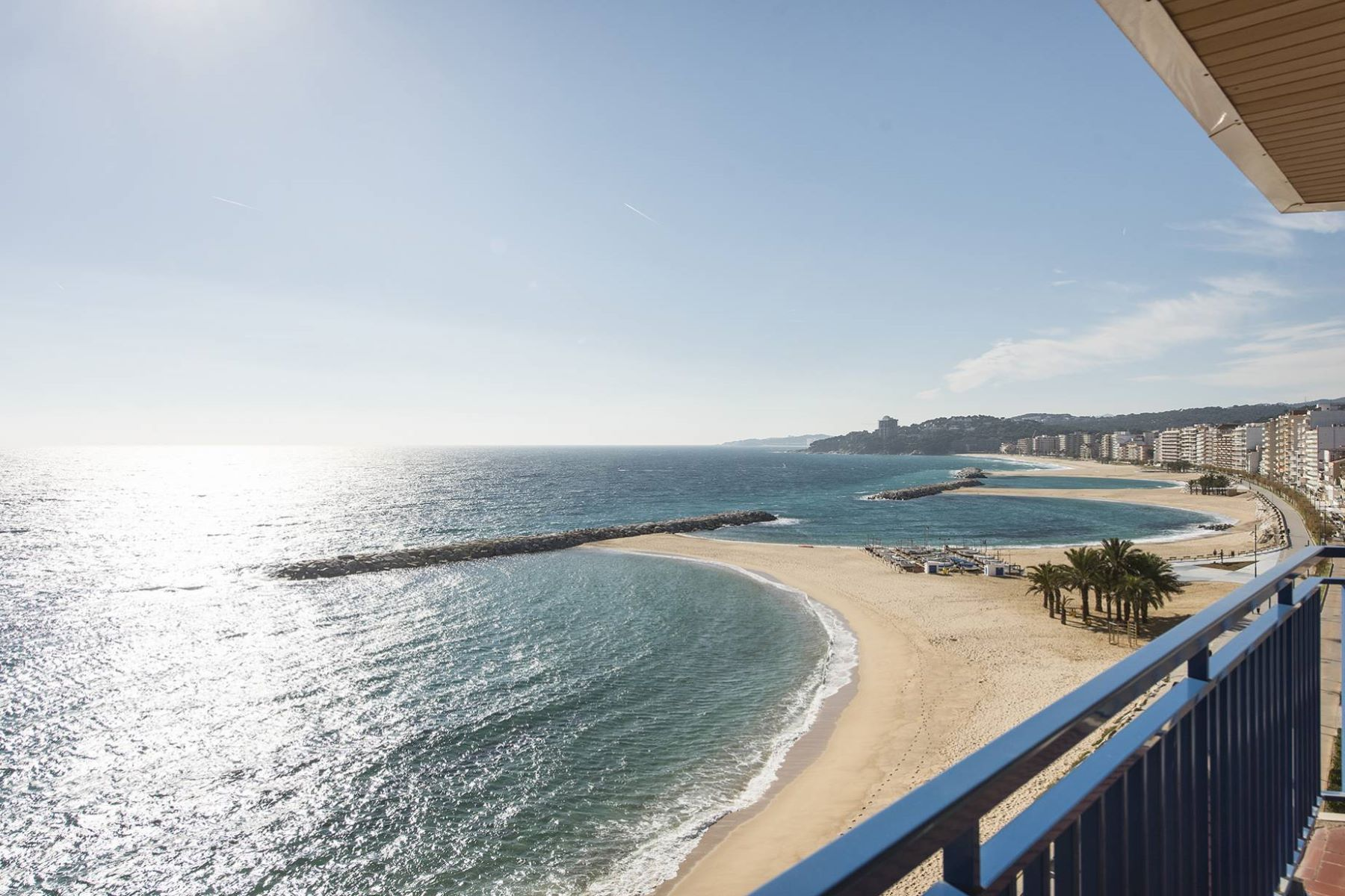 Apartment for Sale at Great apartment on a whole floor in front of the sea Sant Antoni De Calonge, Costa Brava 17252 Spain