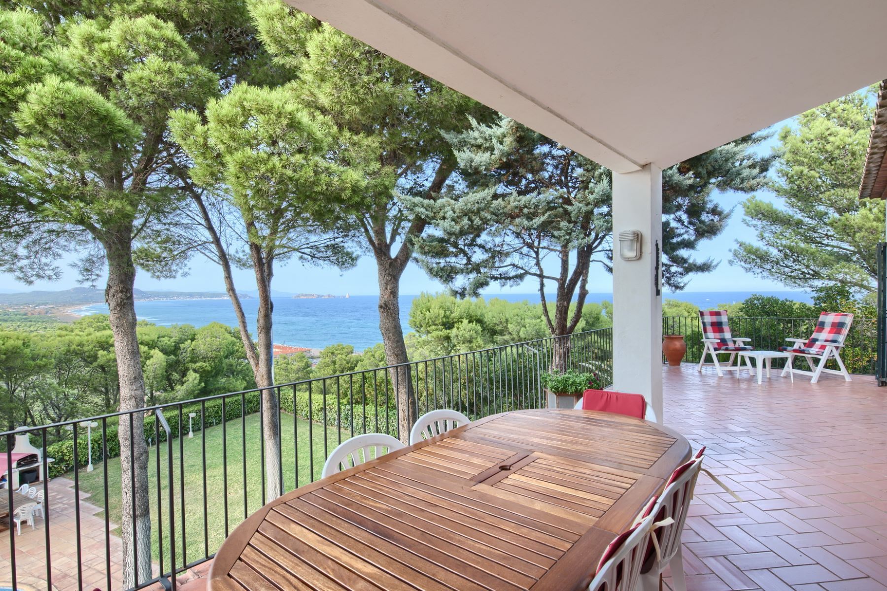 独户住宅 为 销售 在 Beautiful Mediterranean house overlooking the sea in the area of Sa Punta, S ... 贝吉尔, 科斯塔布拉瓦, 17255 西班牙