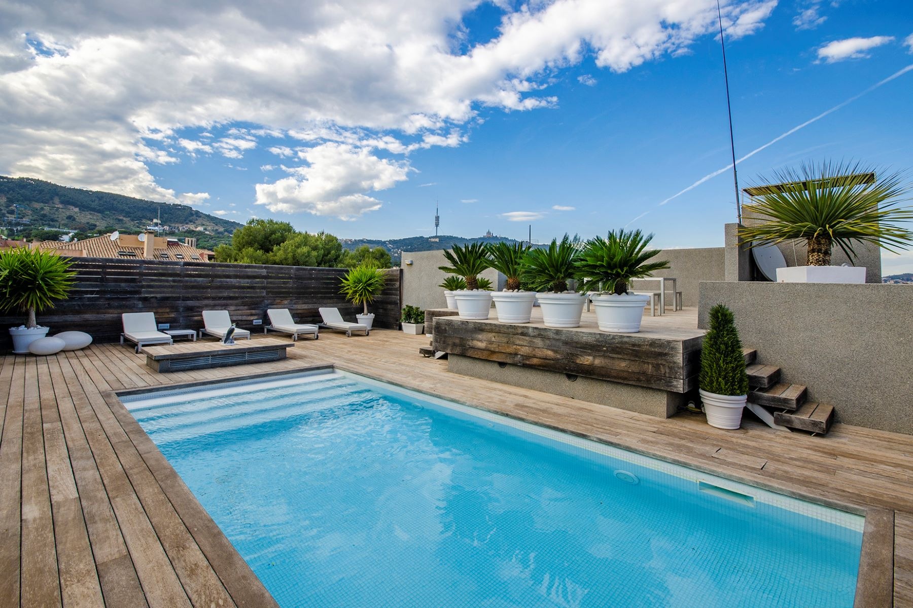 Apartment for Sale at Large penthouse with private terrace and pool in Pedralbes Barcelona City, Barcelona 08034 Spain