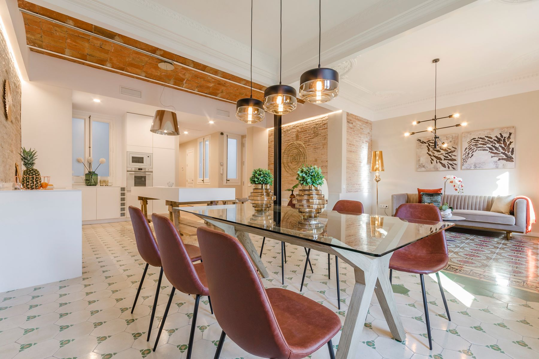 Apartment for Sale at Renovated extraordinary apartment in regal building of Eixample Barcelona City, Barcelona, 08007 Spain