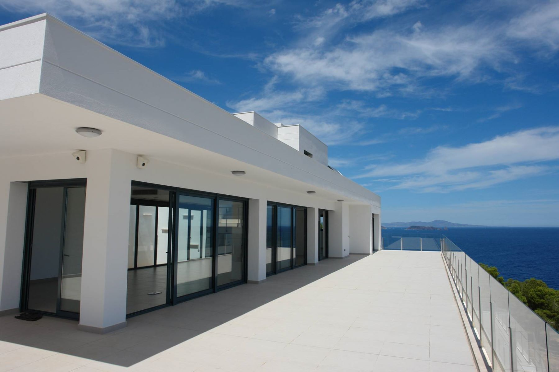 Single Family Home for Sale at Modern style villa in second line with breath-taking sea views Begur, Costa Brava, 17255 Spain