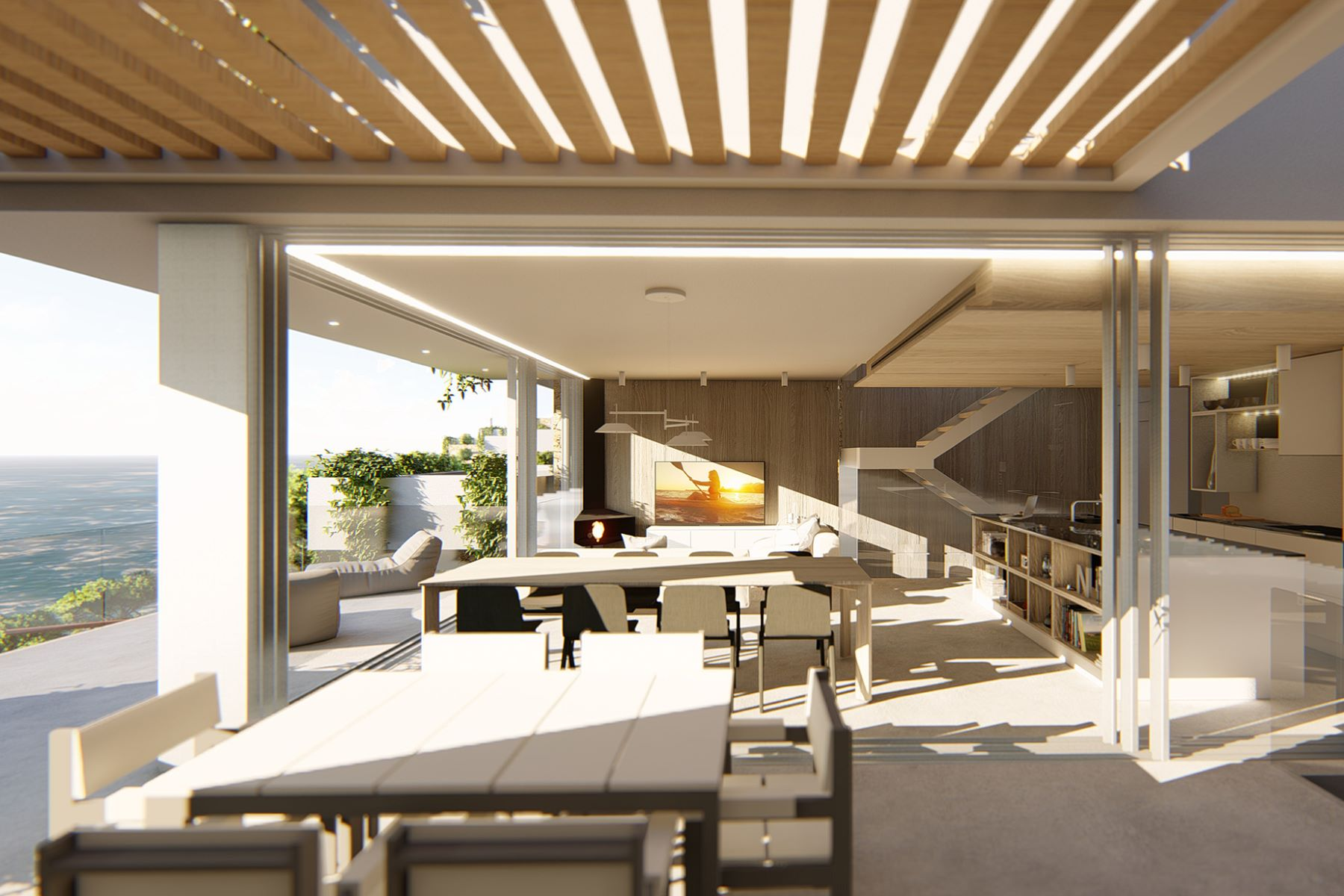 Single Family Home for Sale at House of new construction, design and facing the sea Tamariu, Costa Brava 17212 Spain