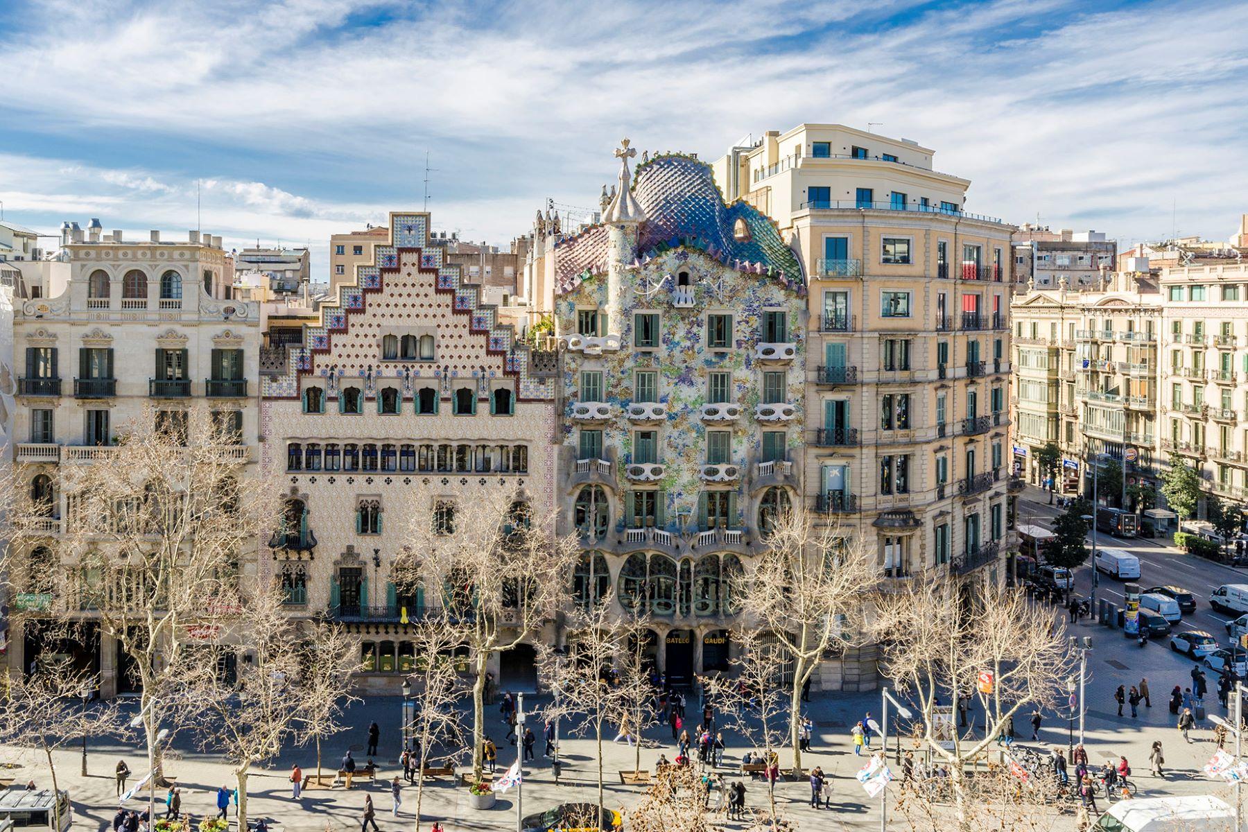 公寓 為 出售 在 Apartment on Paseo de Gracia in front of Casa Batllo Barcelona City, Barcelona, 08007 西班牙