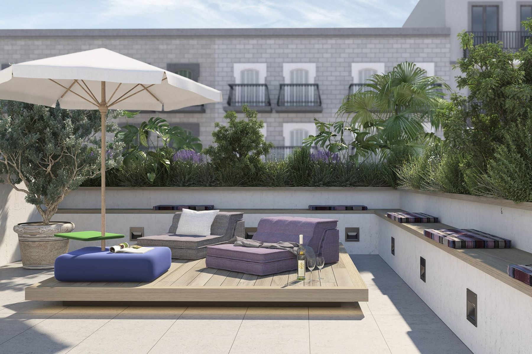 Apartment for Sale at Bran New Penthouse in Poble Sec Barcelona City, Barcelona, 08004 Spain