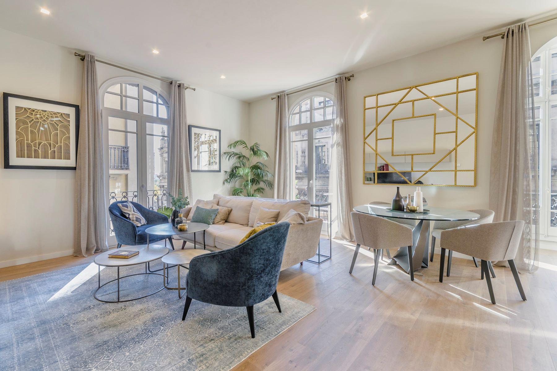 アパート のために 売買 アット Brand new luxury apartments in the heart of Barcelona Barcelona City, Barcelona, 08002 スペイン
